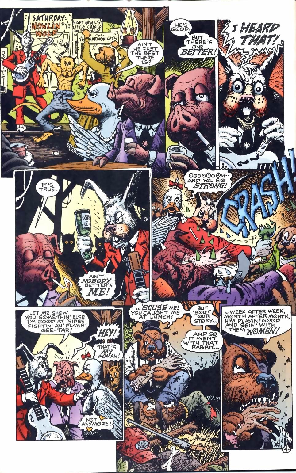 Read online Flinch comic -  Issue #13 - 5