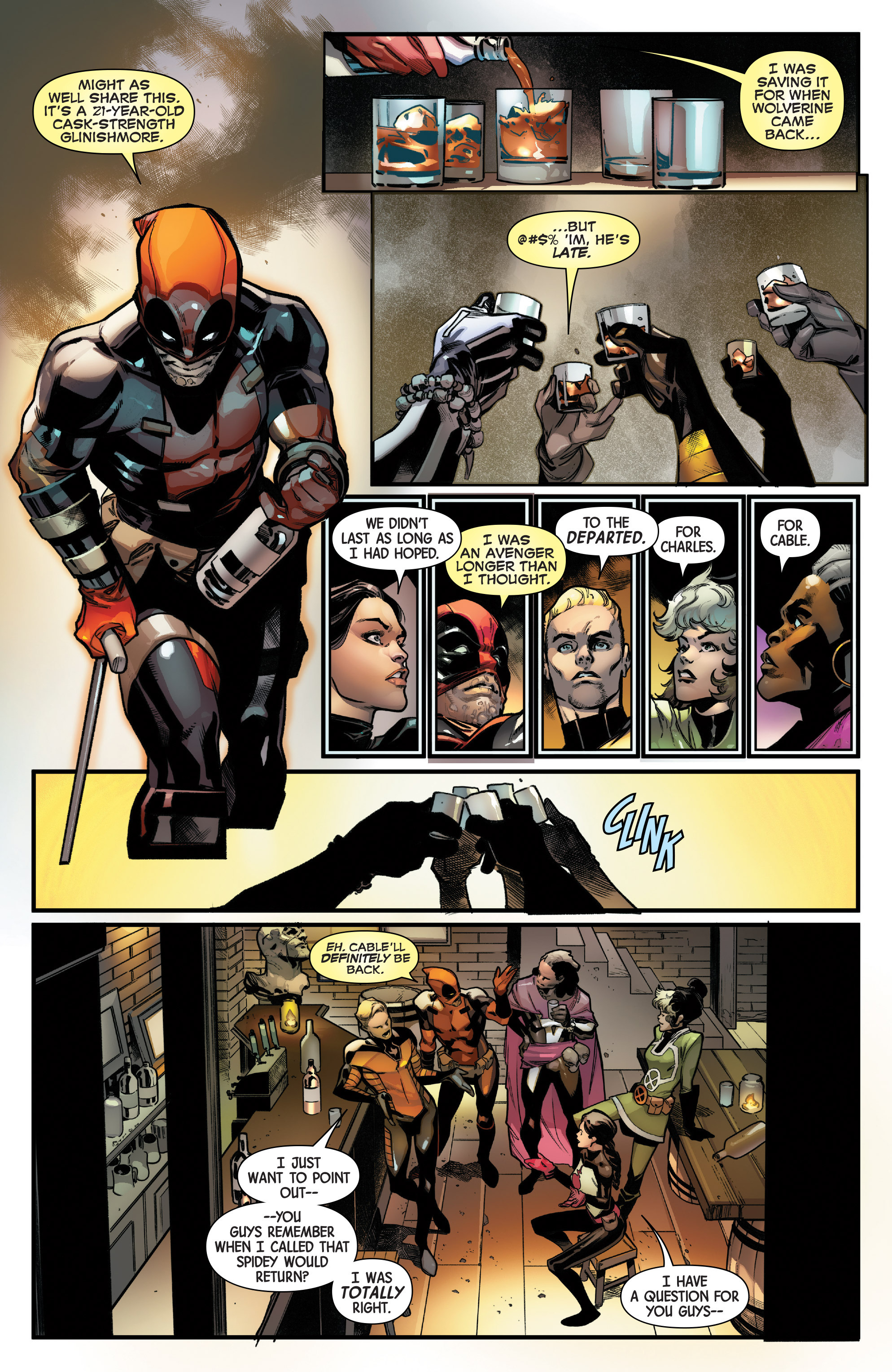 Read online Uncanny Avengers [II] comic -  Issue #22 - 15