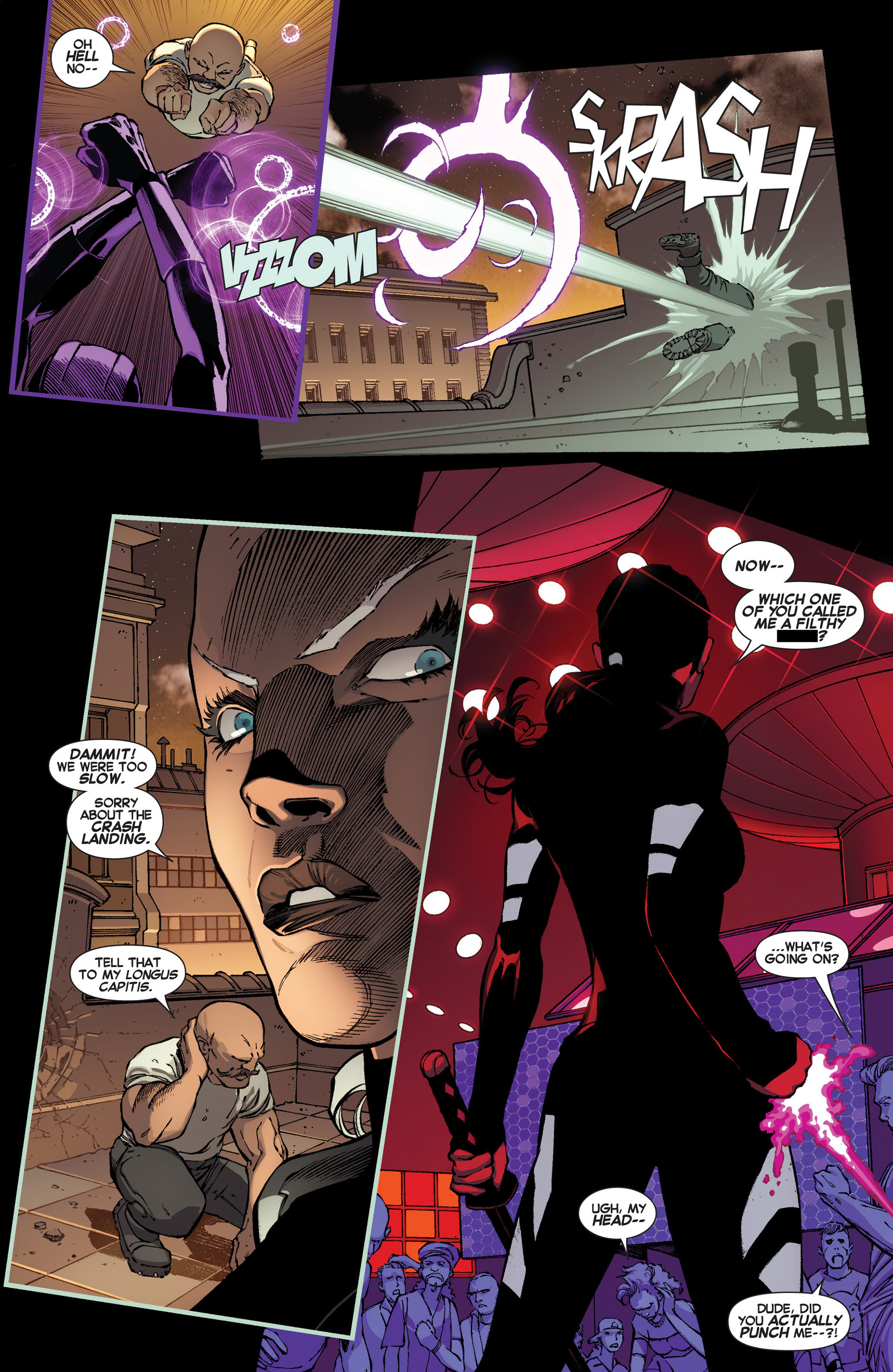 Read online Uncanny X-Force (2013) comic -  Issue #2 - 12