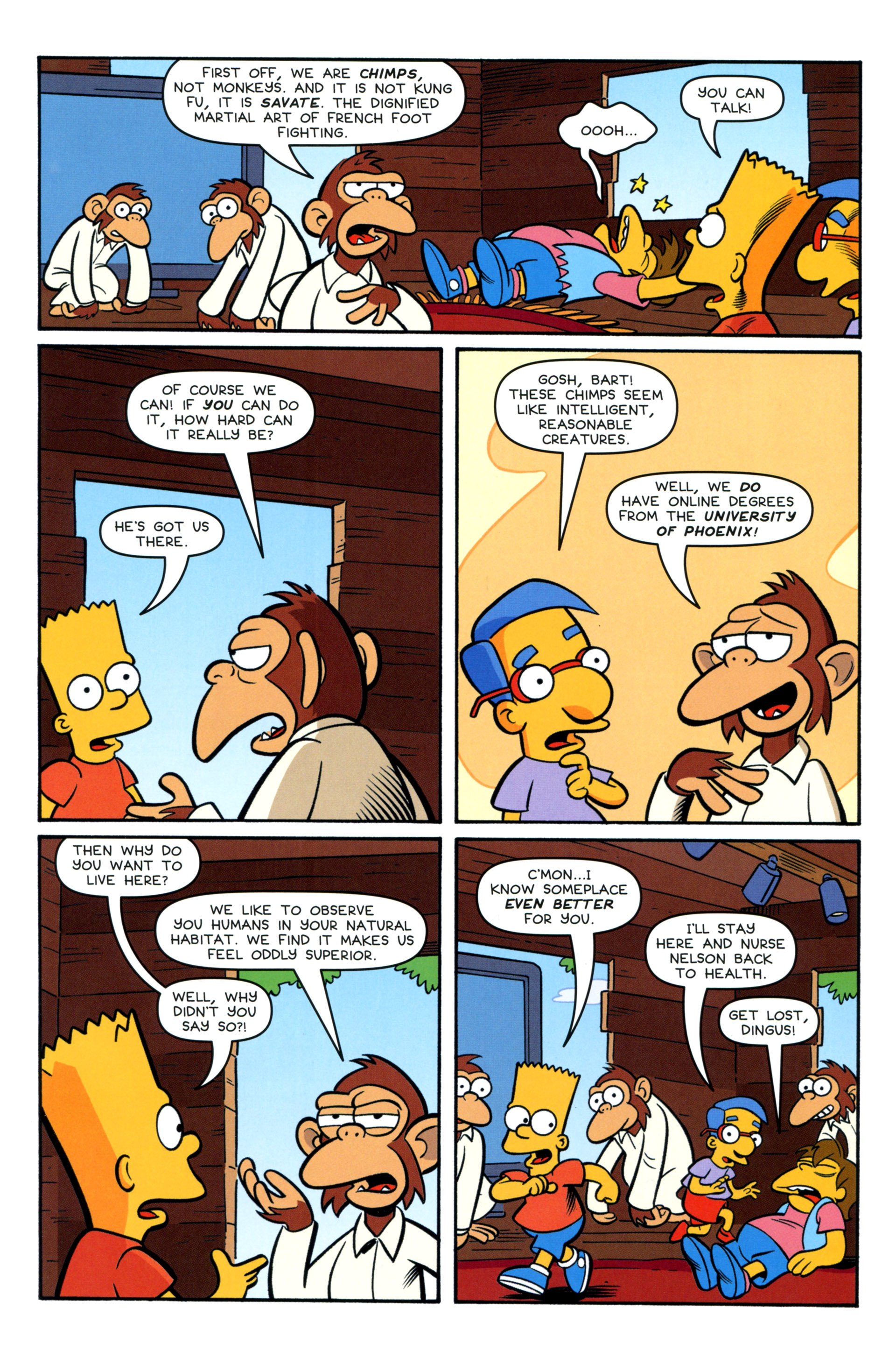 Read online Simpsons Comics Presents Bart Simpson comic -  Issue #86 - 11