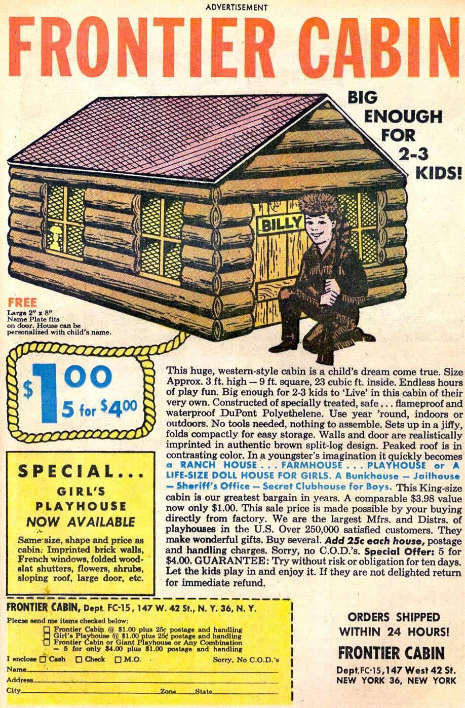 Read online Adventure Comics (1938) comic -  Issue #287 - 33