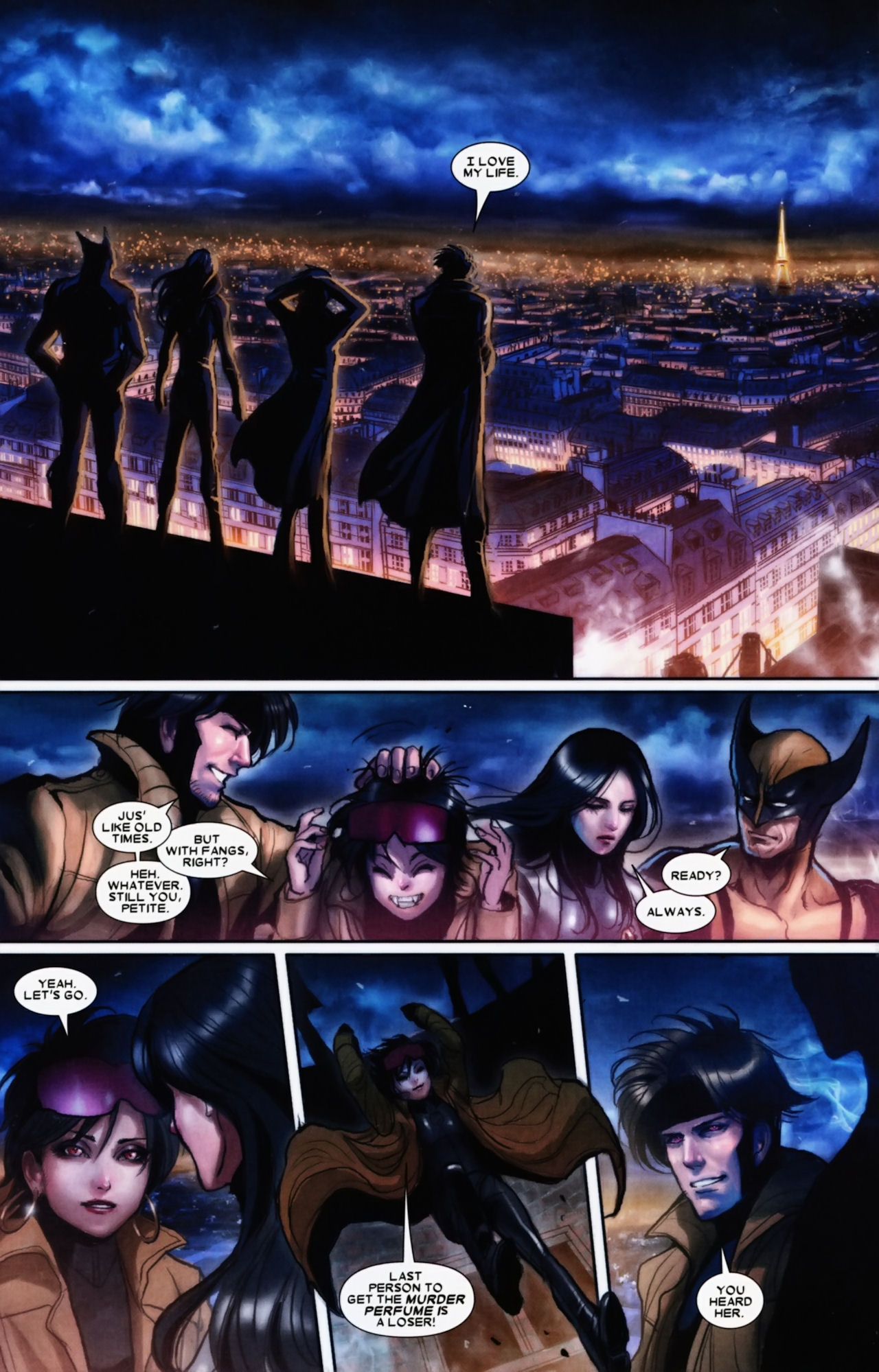 Read online X-23 (2010) comic -  Issue #11 - 14