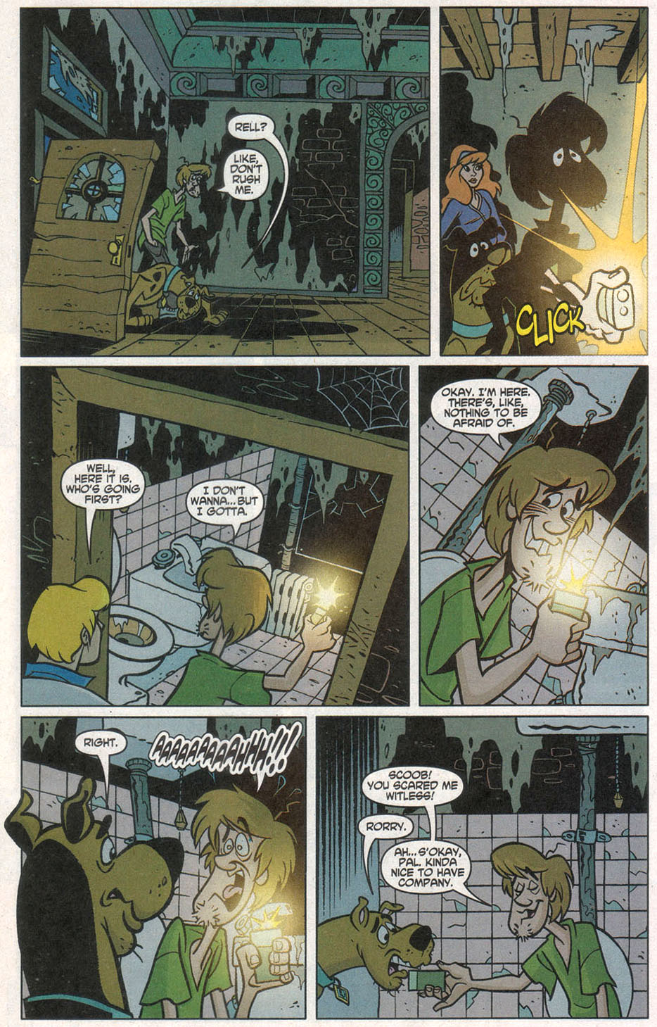 Read online Scooby-Doo (1997) comic -  Issue #106 - 24