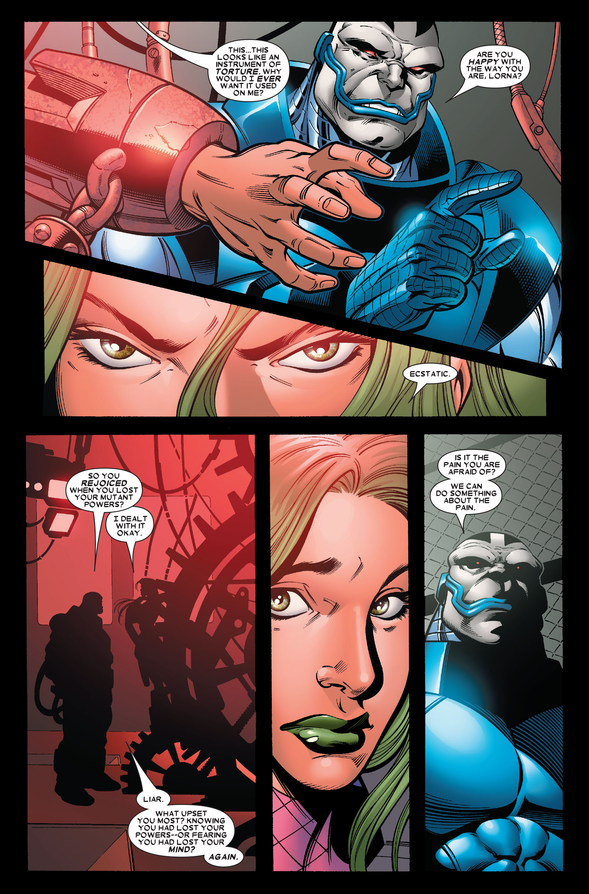 X-Men (1991) 185 Page 25