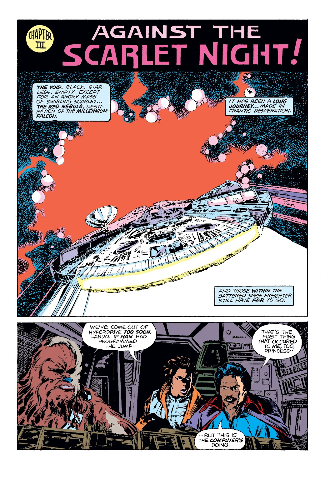 Read online Star Wars Legends: The Original Marvel Years - Epic Collection comic -  Issue # TPB 3 (Part 3) - 58