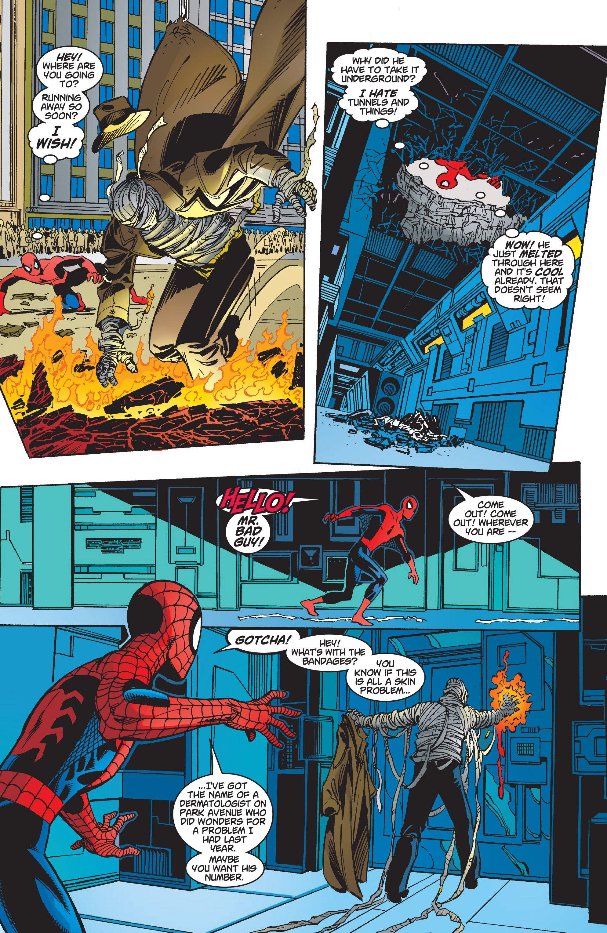 The Amazing Spider-Man (1999) 2 Page 14