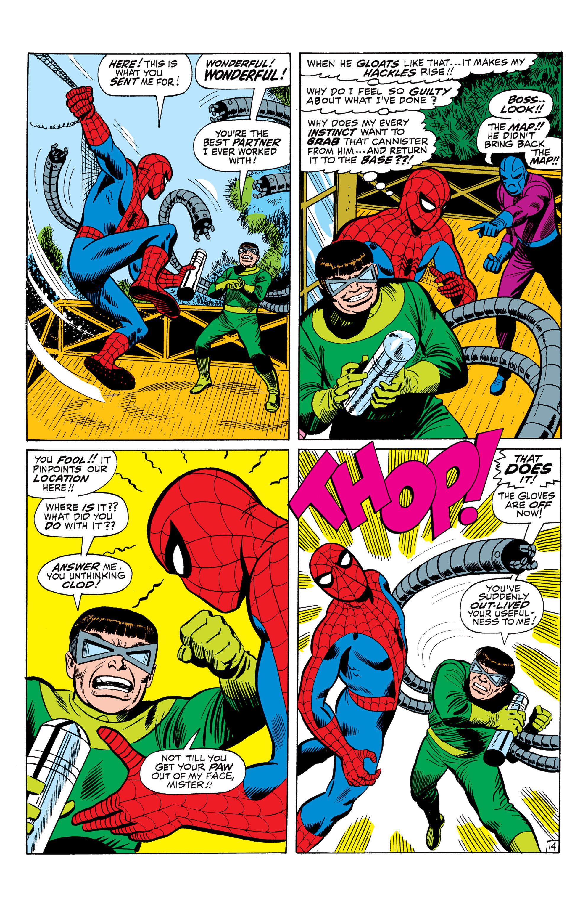 The Amazing Spider-Man (1963) 56 Page 14
