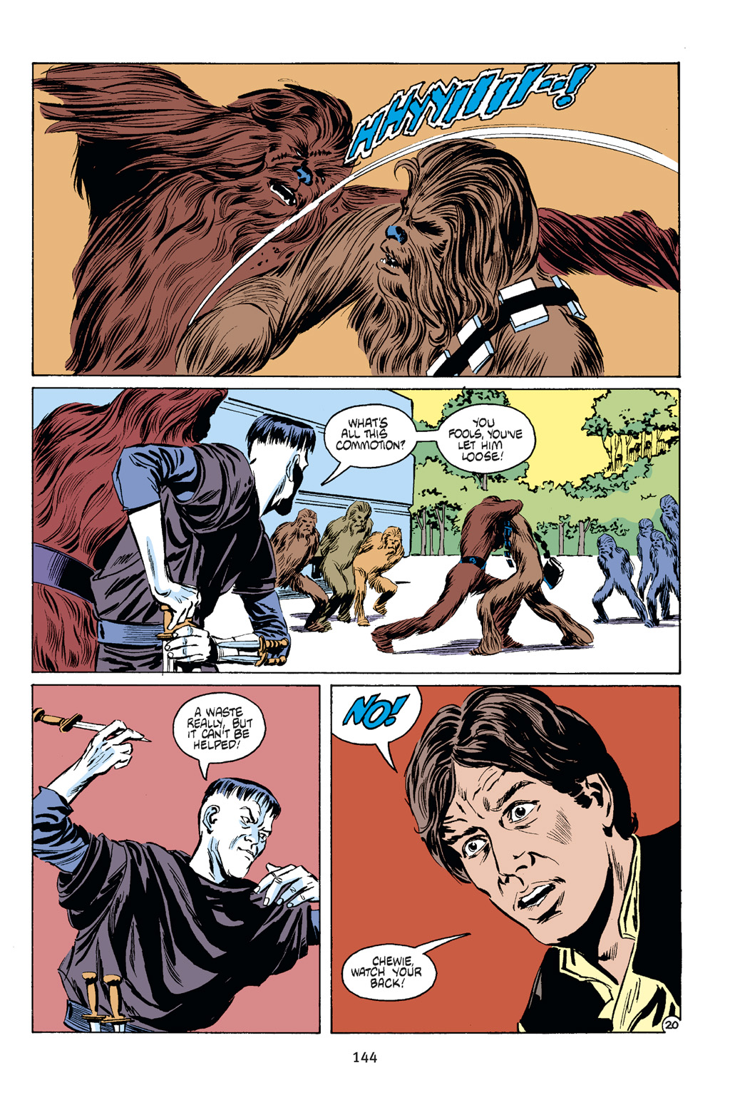 Read online Star Wars Omnibus comic -  Issue # Vol. 21 - 138