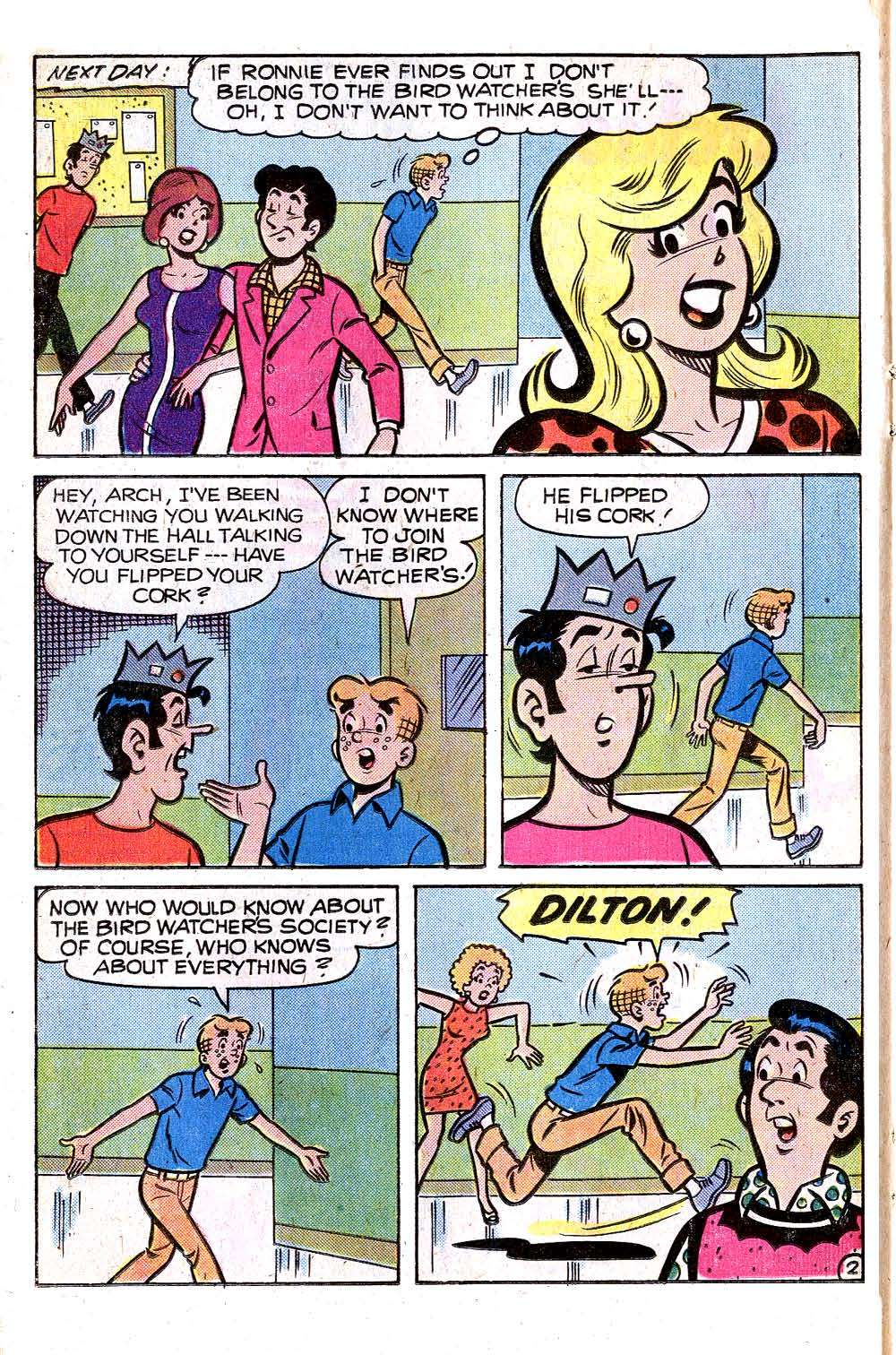 Read online Archie (1960) comic -  Issue #259 - 14