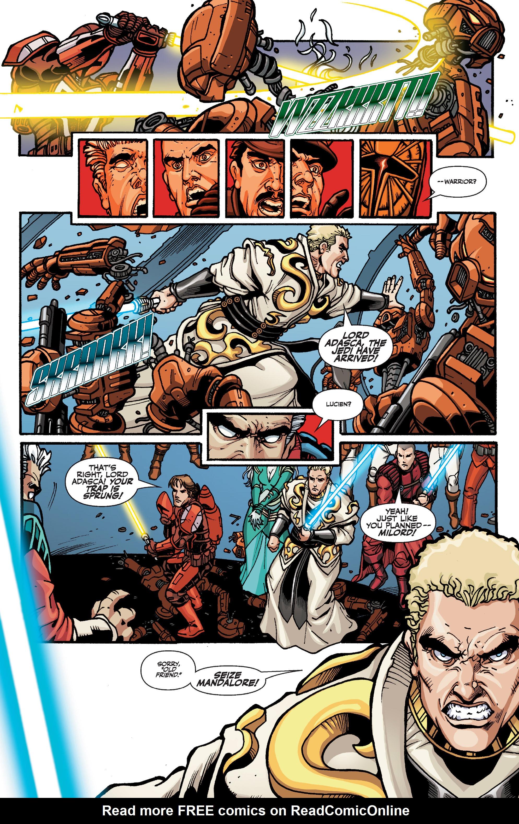 Read online Star Wars Omnibus comic -  Issue # Vol. 32 - 60