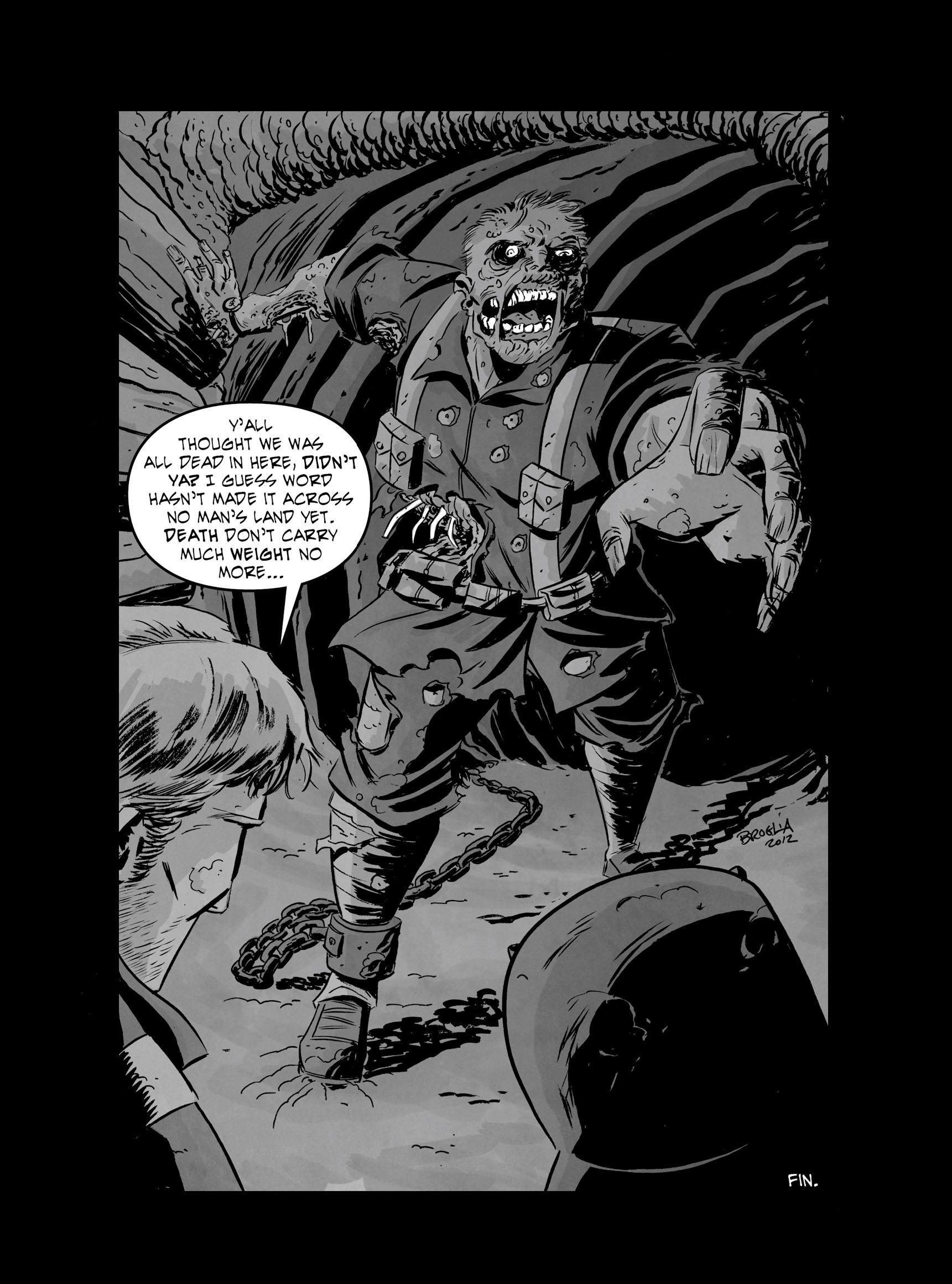 Read online FUBAR comic -  Issue #3 - 232