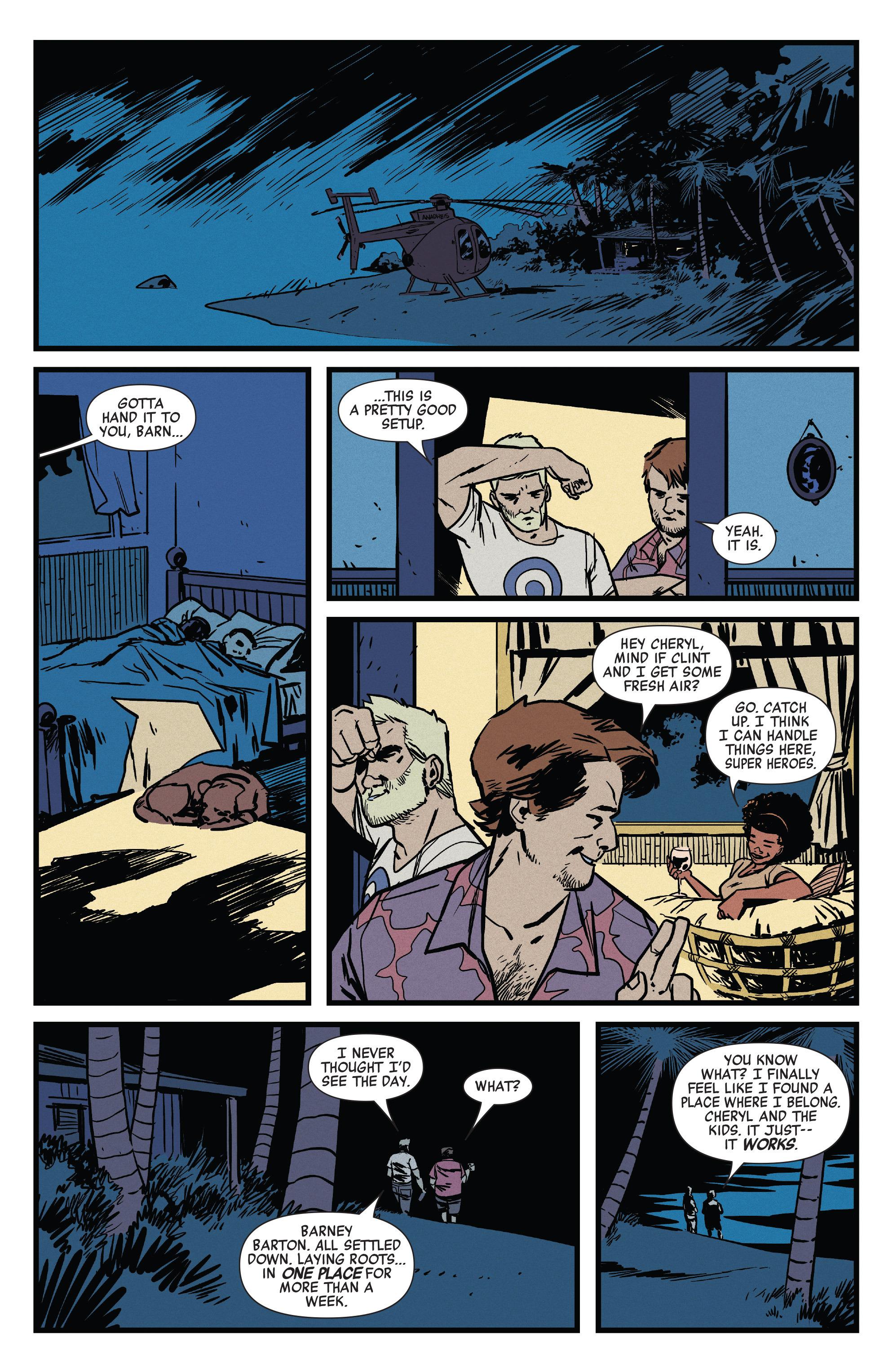 Read online All-New Hawkeye (2016) comic -  Issue #3 - 16