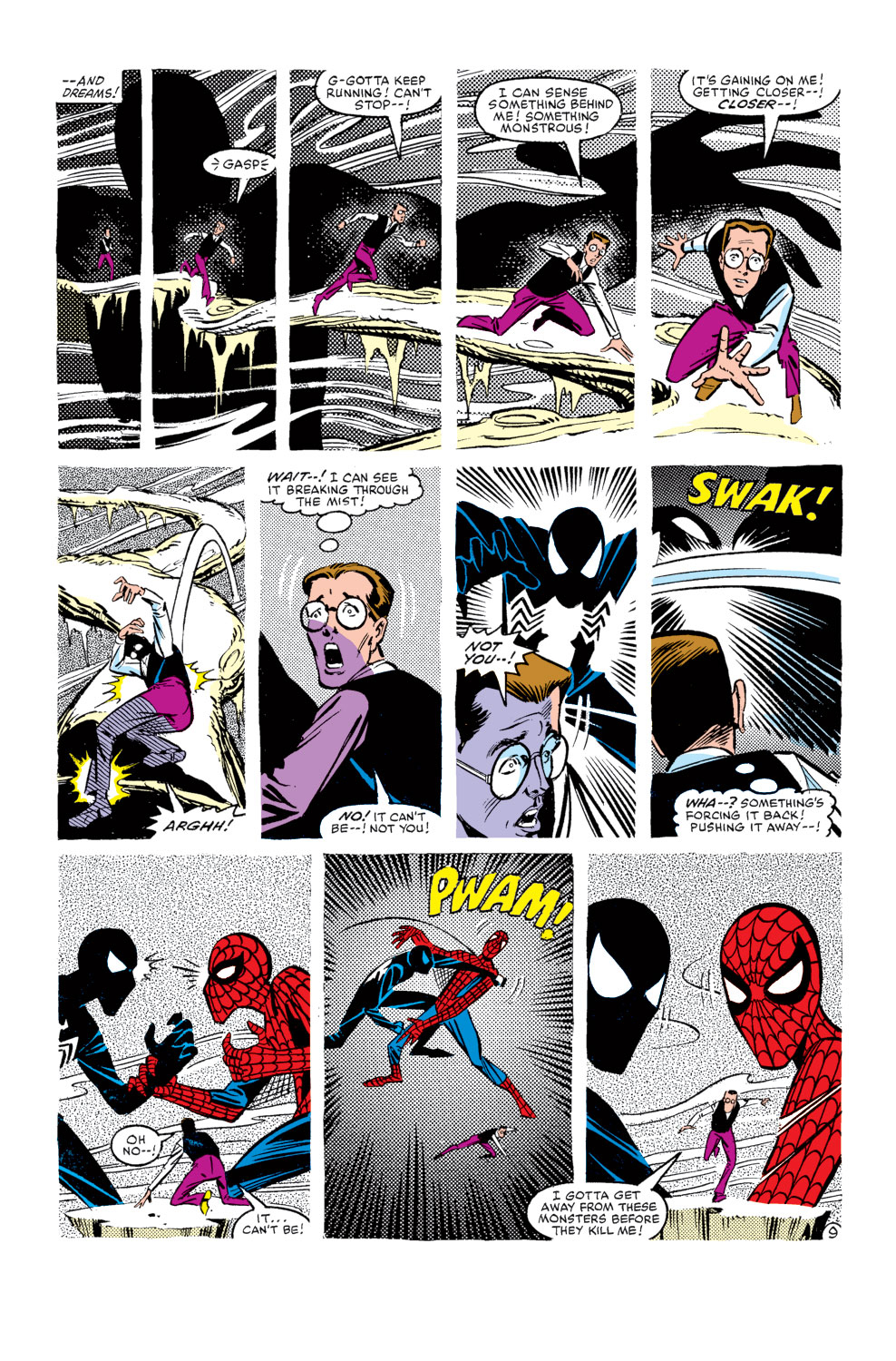 The Amazing Spider-Man (1963) 258 Page 9