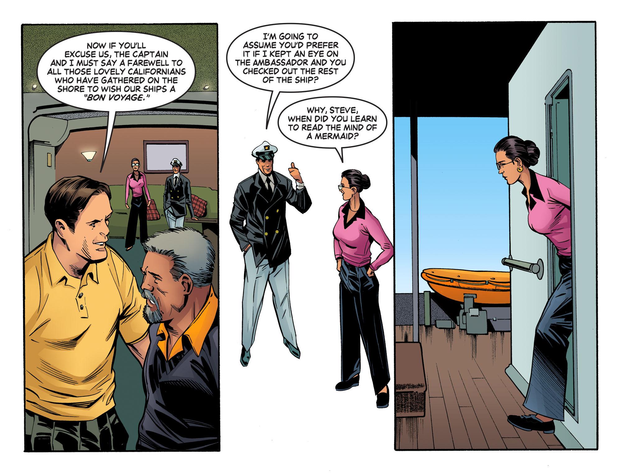 Read online Wonder Woman '77 [I] comic -  Issue #19 - 11