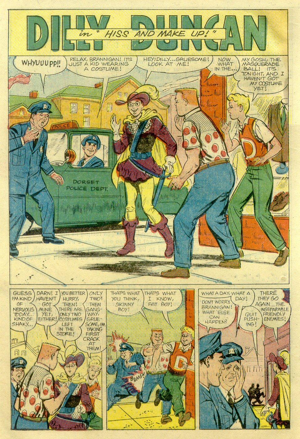 Daredevil (1941) #134 #134 - English 18
