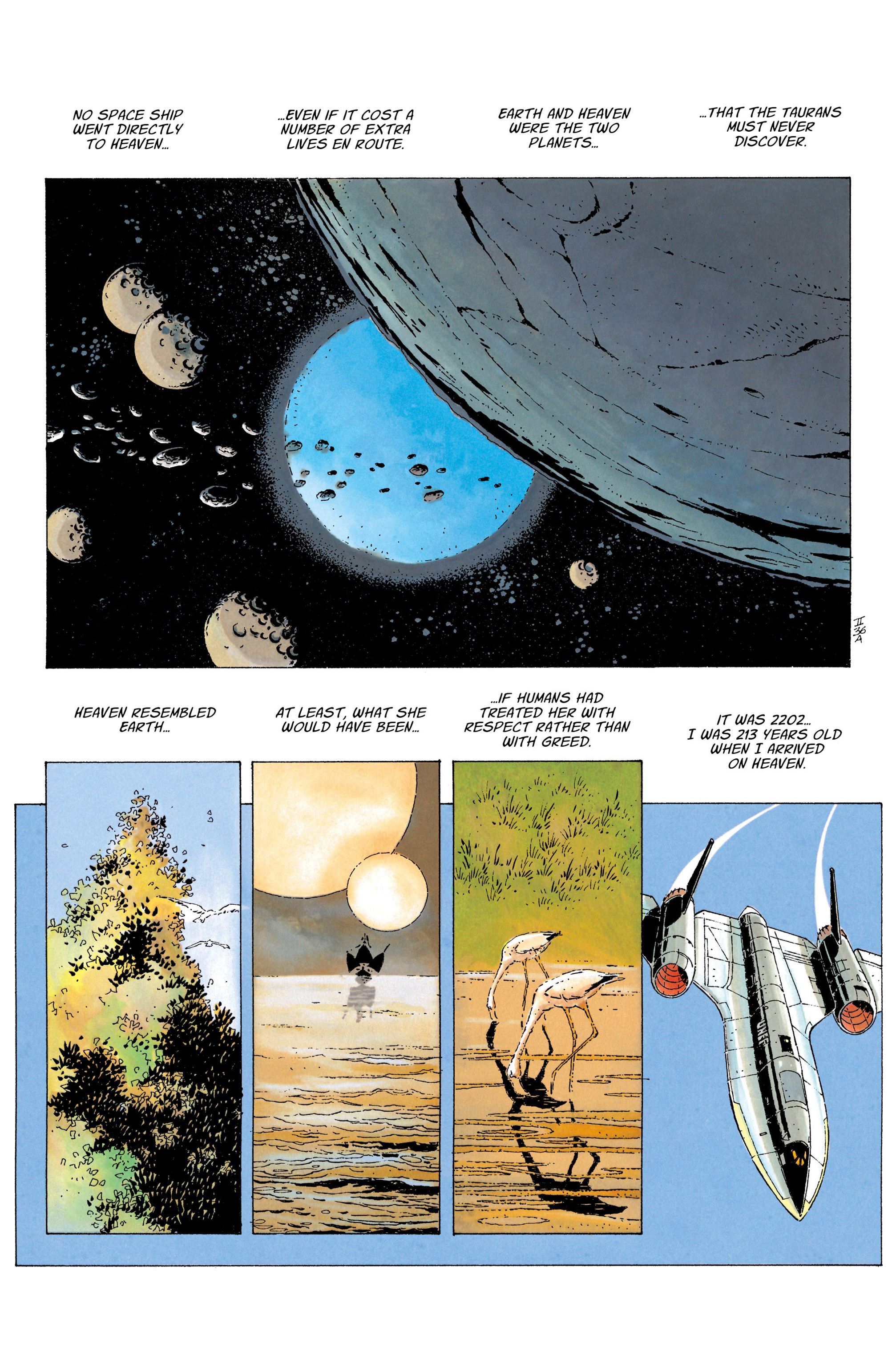 Read online The Forever War (2017) comic -  Issue #4 - 16