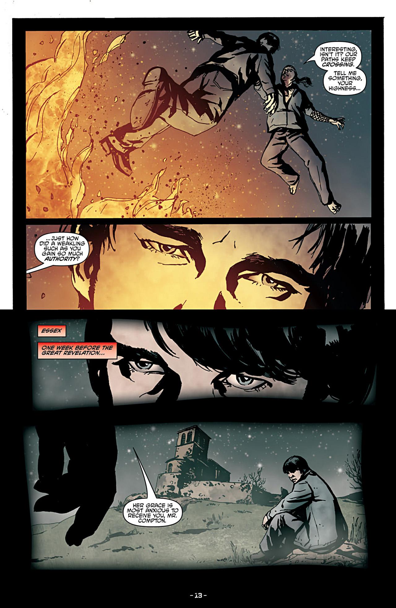 Read online True Blood (2012) comic -  Issue #3 - 15