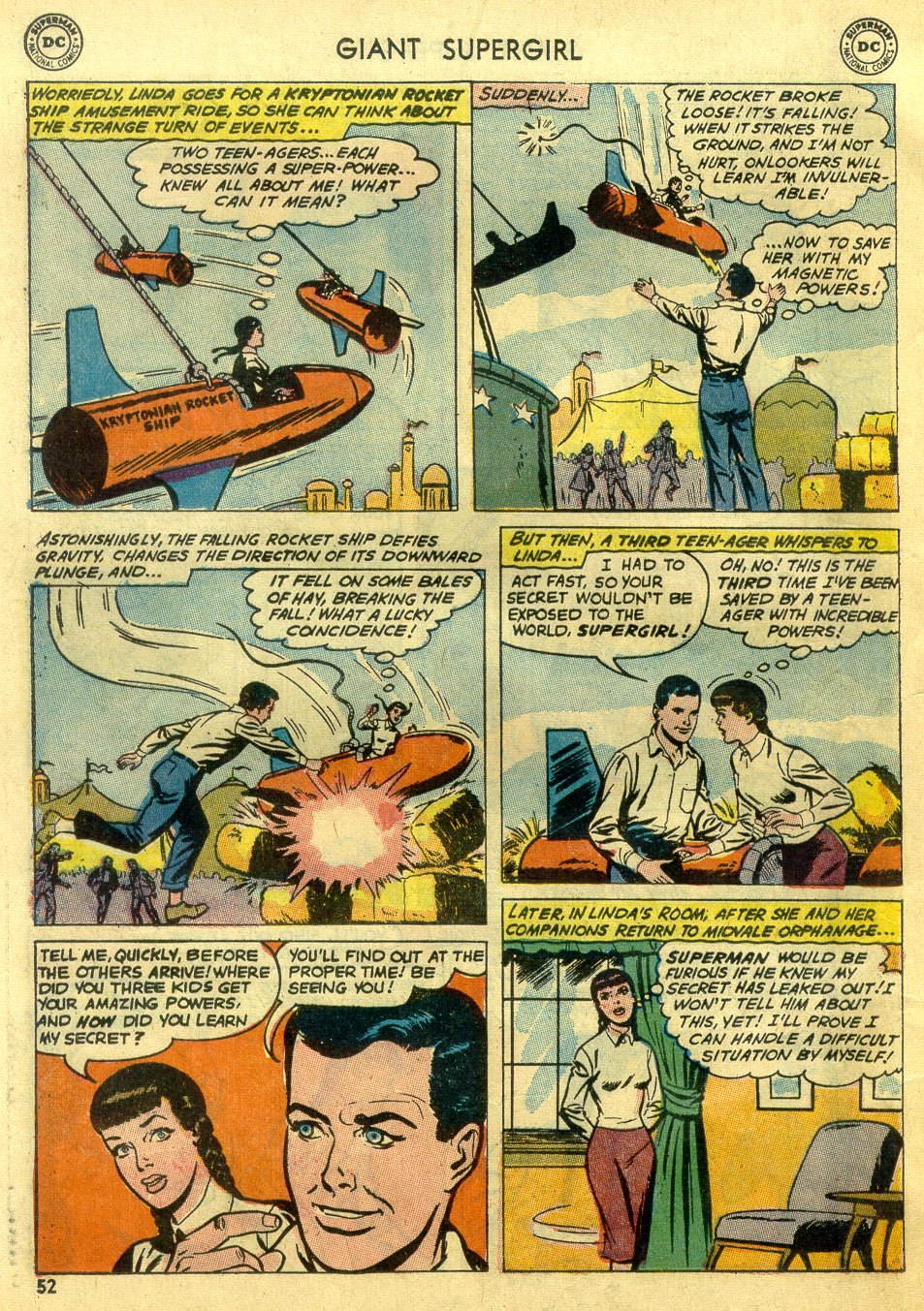 Action Comics (1938) 334 Page 53