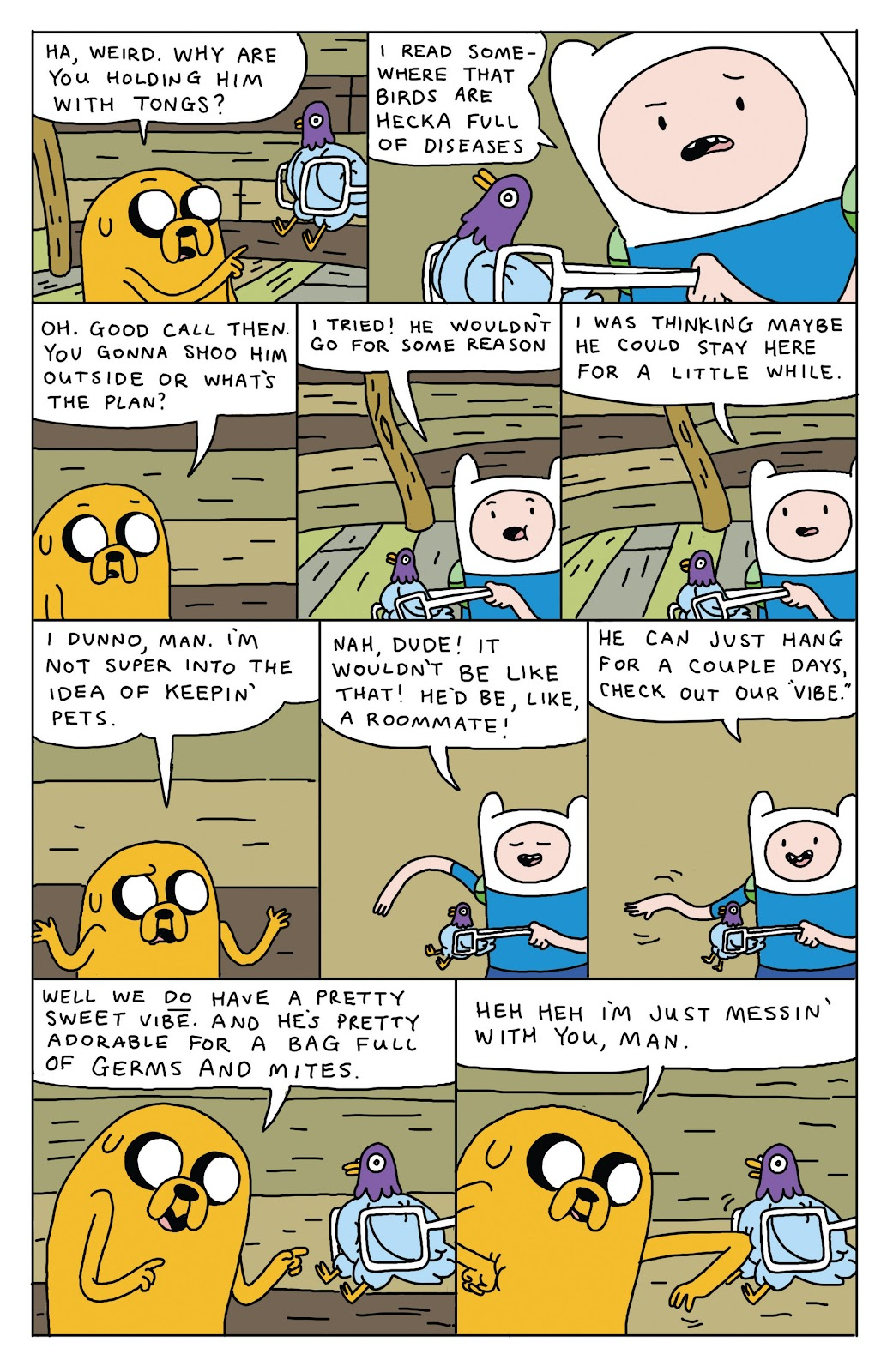 Adventure Time 2013 Summer Special issue Full - Page 13