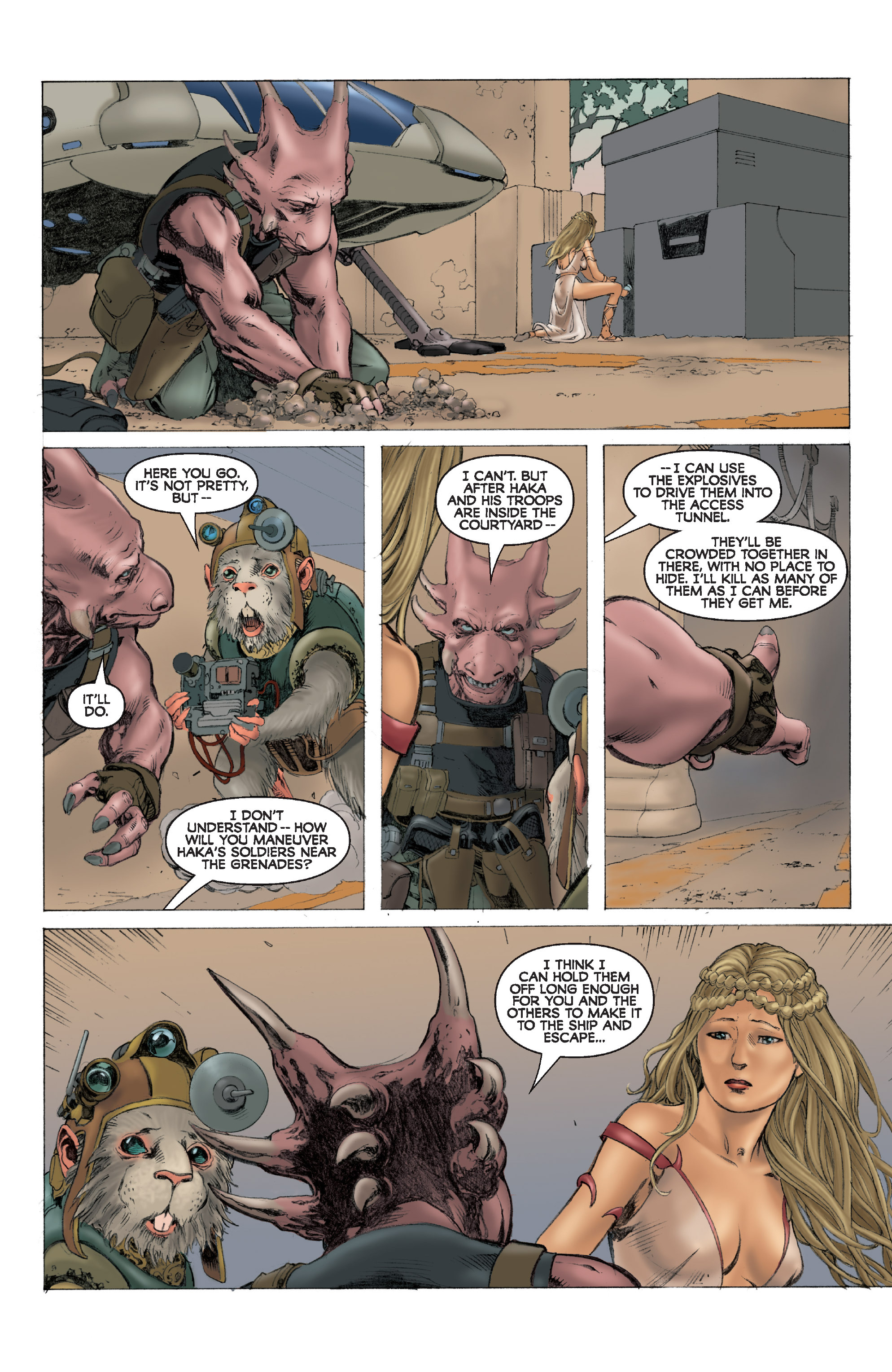 Read online Star Wars Omnibus comic -  Issue # Vol. 31 - 263