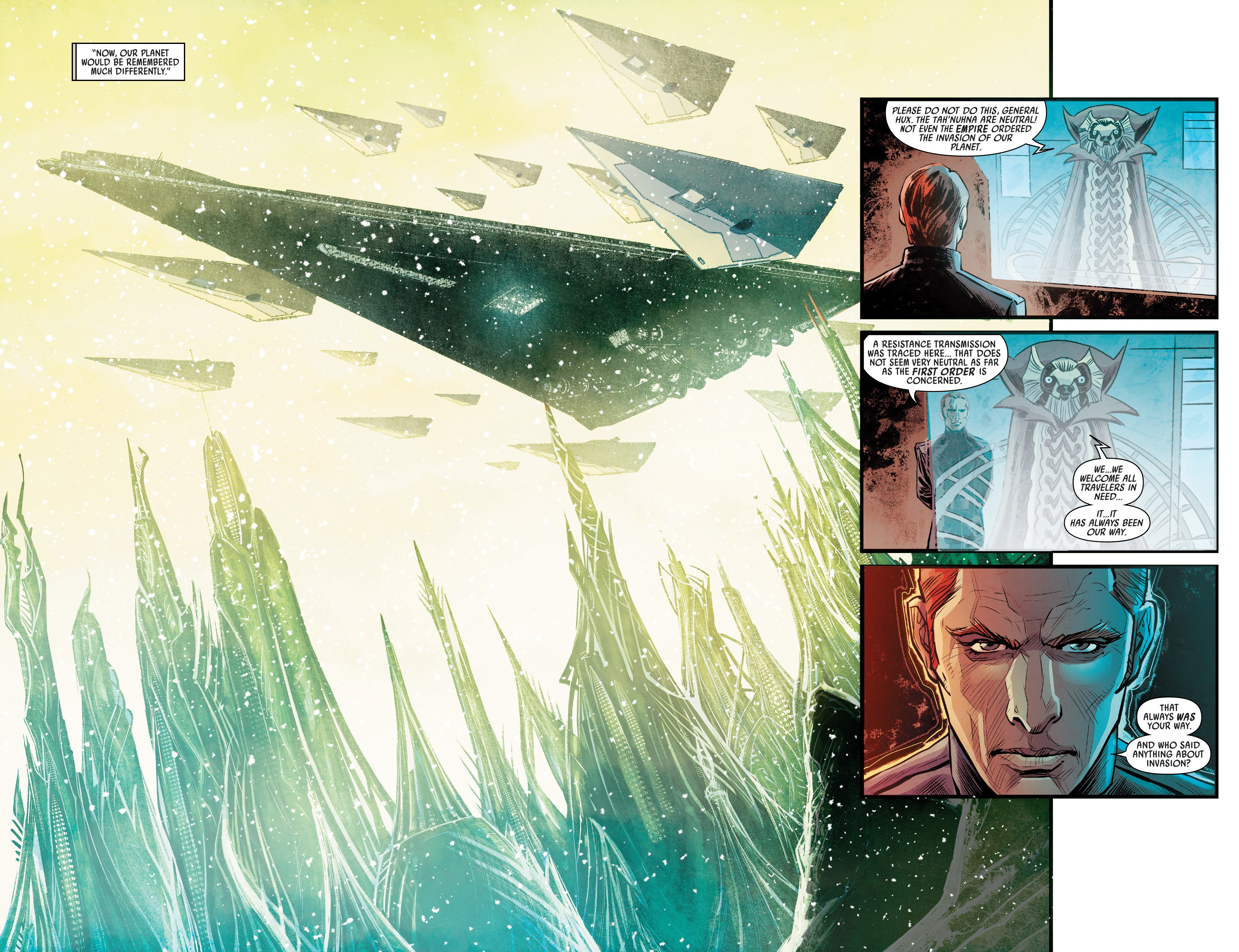 Journey To Star Wars The Rise Of Skywalker Allegiance 1 Read Journey To Star Wars The Rise Of Skywalker Allegiance Issue 1 Page 6