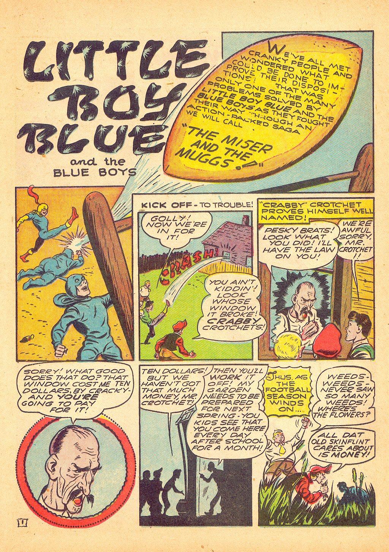 Read online Sensation (Mystery) Comics comic -  Issue #25 - 25