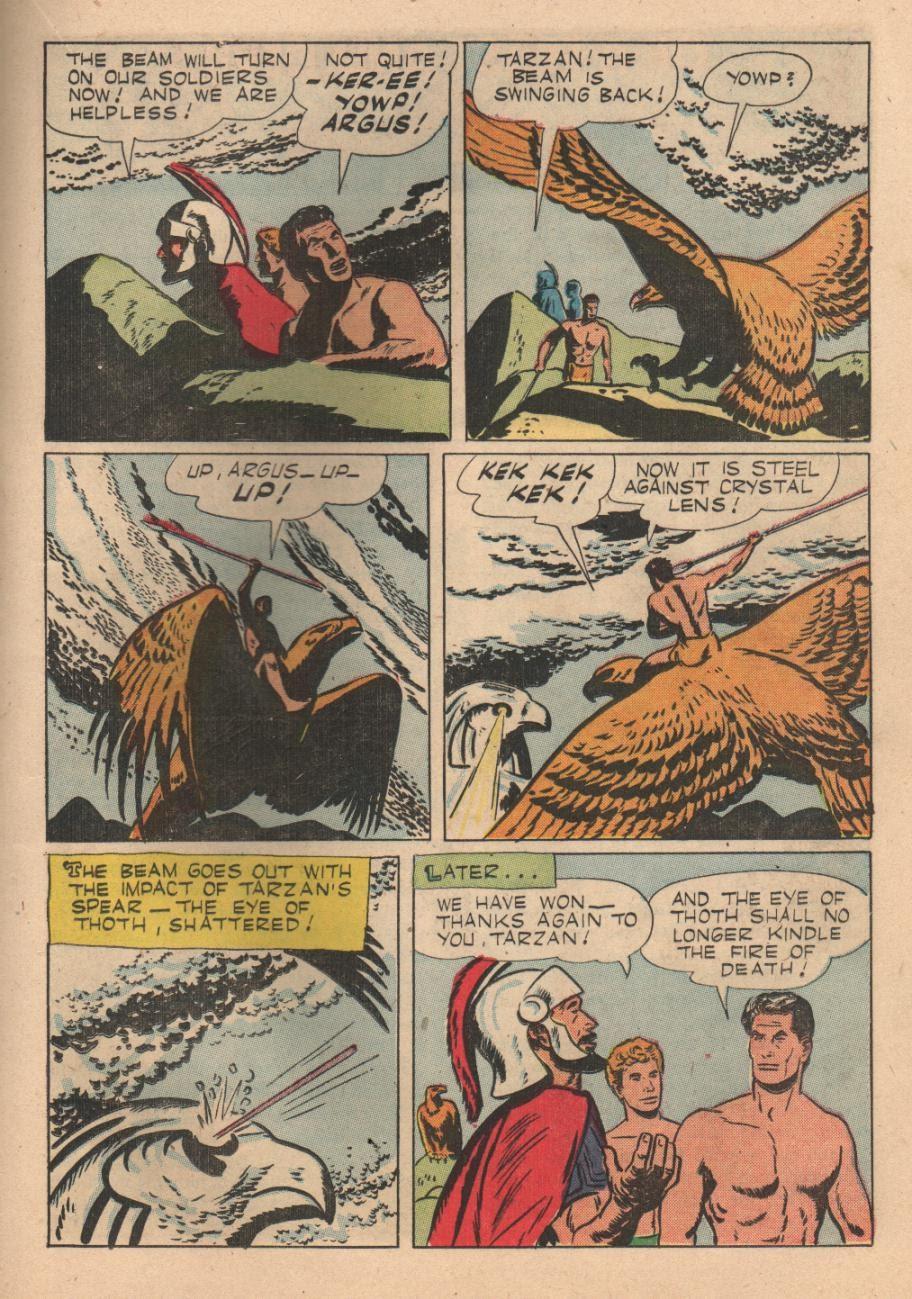 Tarzan (1948) issue 84 - Page 17