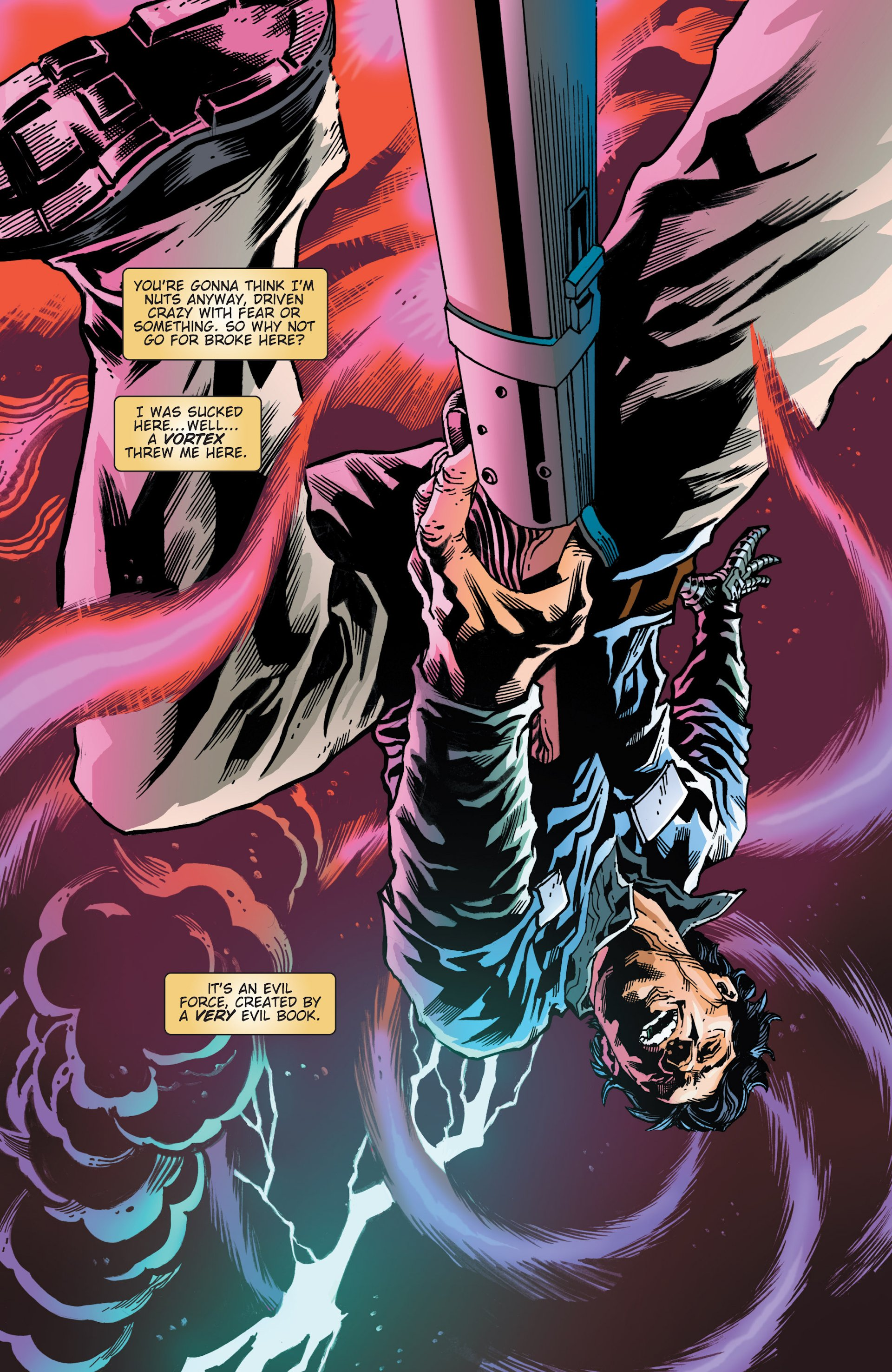 Read online Army of Darkness/Reanimator comic -  Issue #Army of Darkness/Reanimator Full - 3