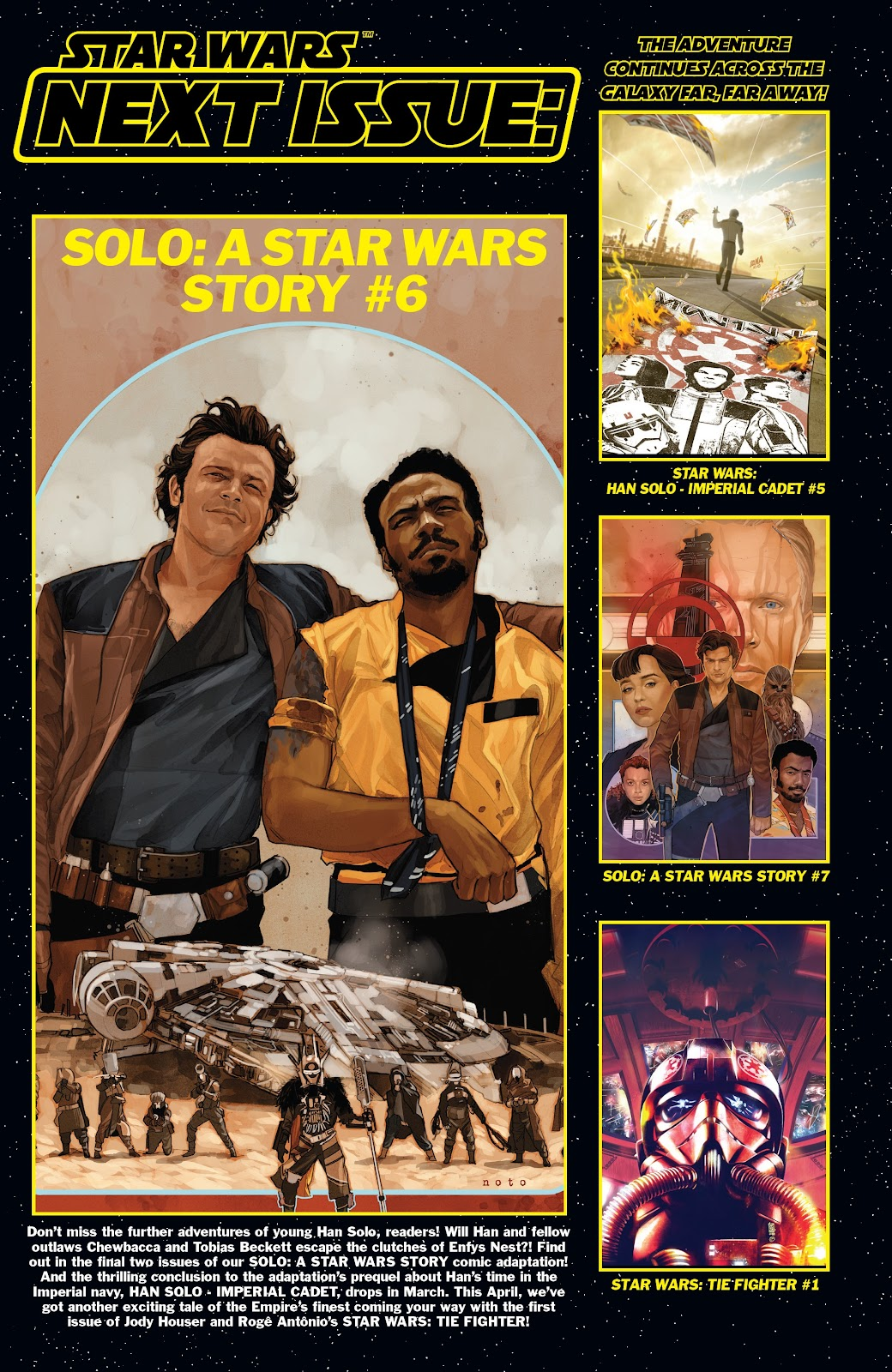 Read online Solo: A Star Wars Story Adaptation comic -  Issue #5 - 24