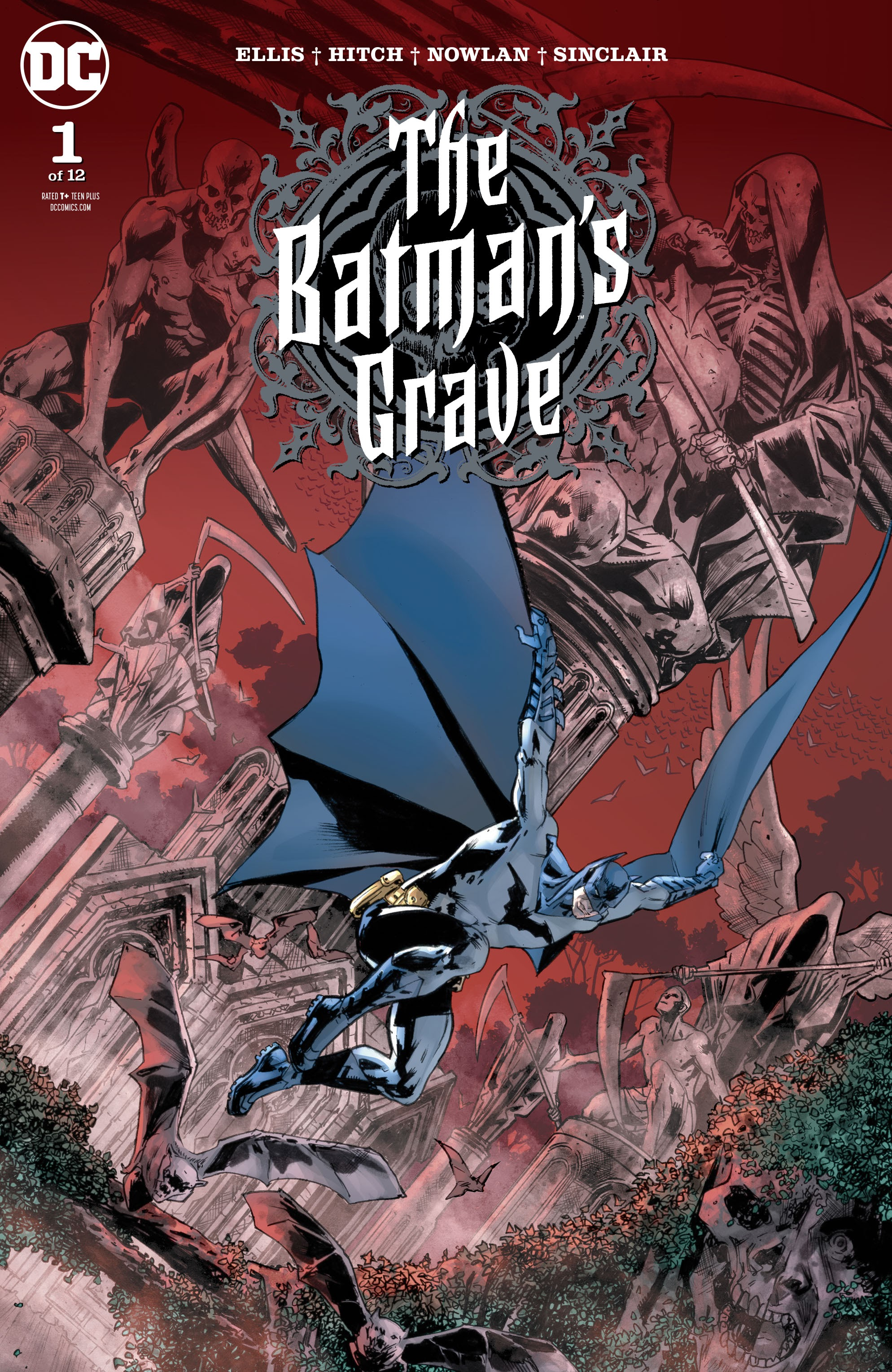 The Batman's Grave issue 1 - Page 1