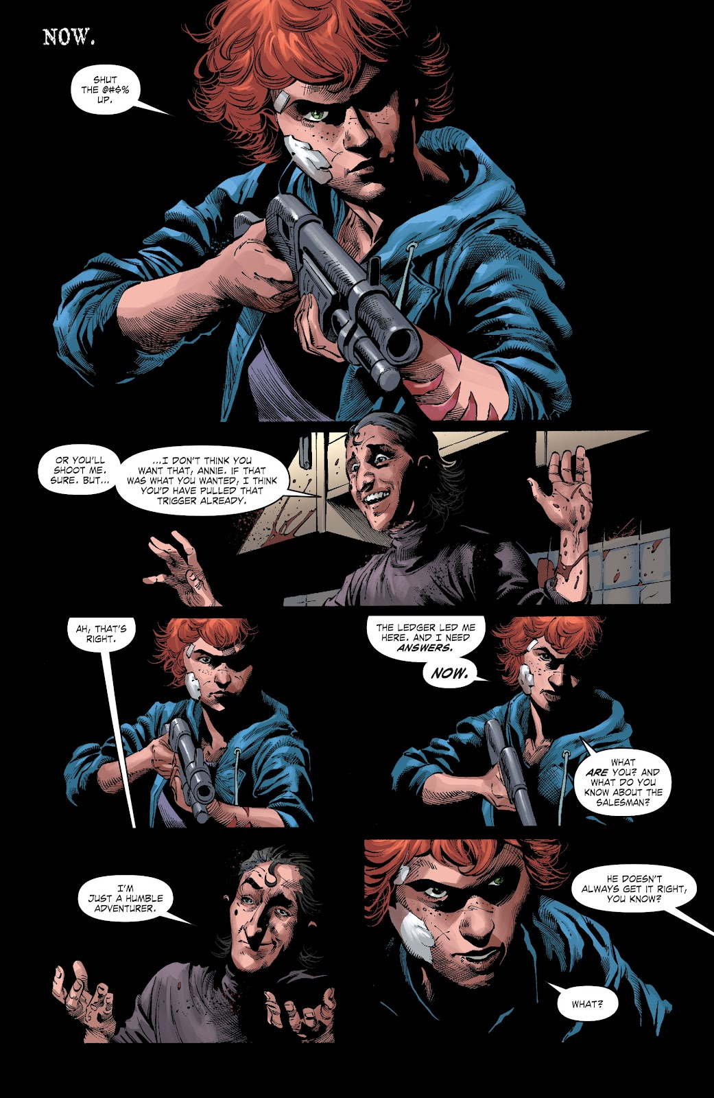 Read online The Curse of Brimstone: Ashes comic -  Issue # TPB (Part 2) - 14