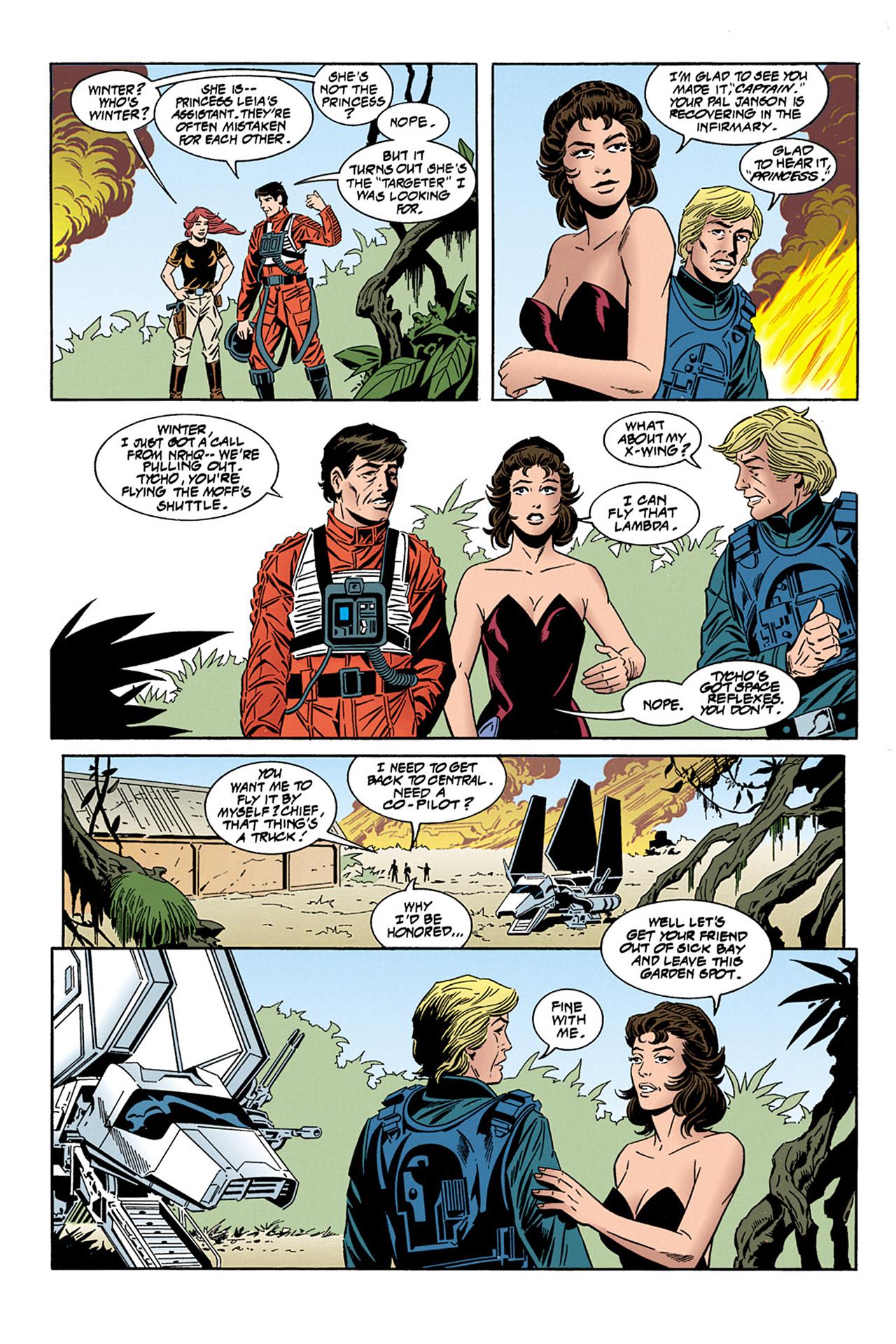 Read online Star Wars Omnibus comic -  Issue # Vol. 1 - 169
