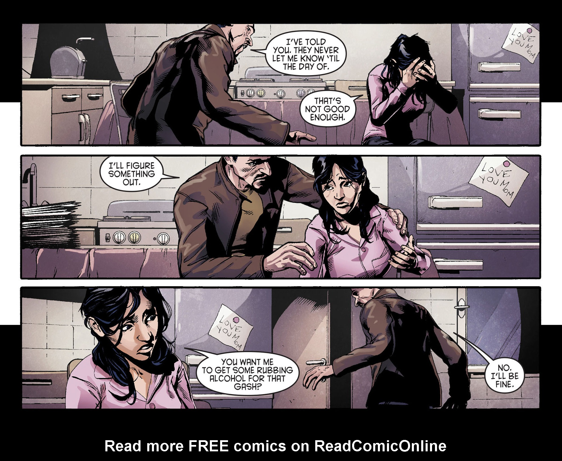 Read online Arrow [II] comic -  Issue #31 - 10