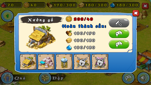 Game Nong Trai Vui Ve Offline Hack Mod