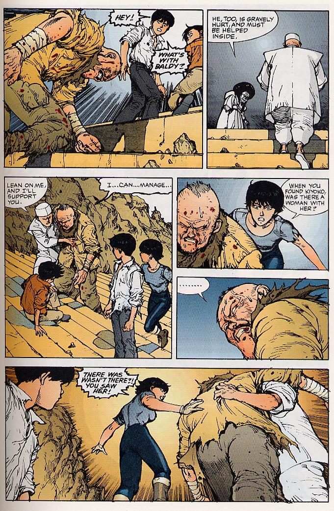Read online Akira comic -  Issue #24 - 29