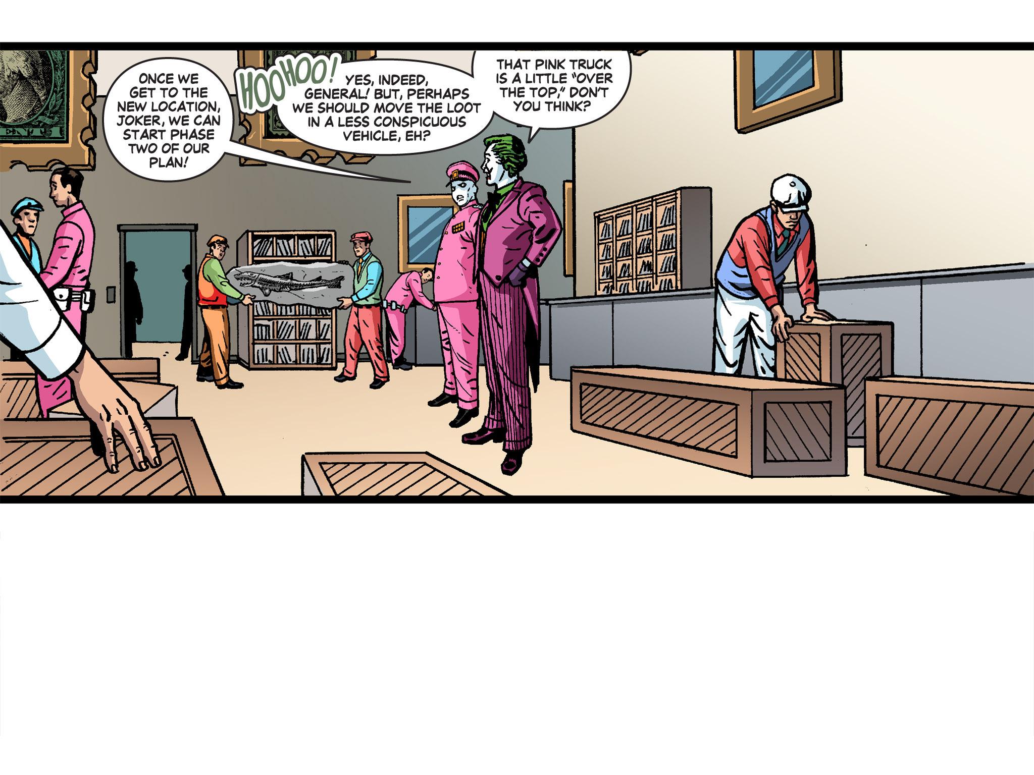 Read online Batman '66 Meets the Green Hornet [II] comic -  Issue #4 - 88