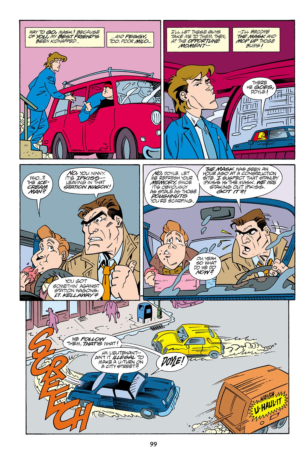 Read online Adventures Of The Mask Omnibus comic -  Issue #Adventures Of The Mask Omnibus Full - 99