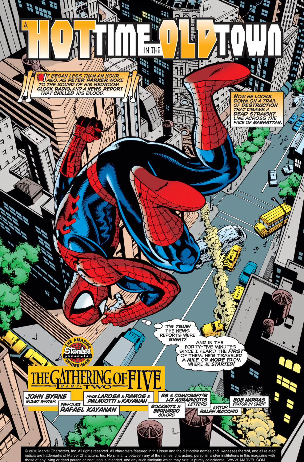 The Amazing Spider-Man (1963) 440 Page 1