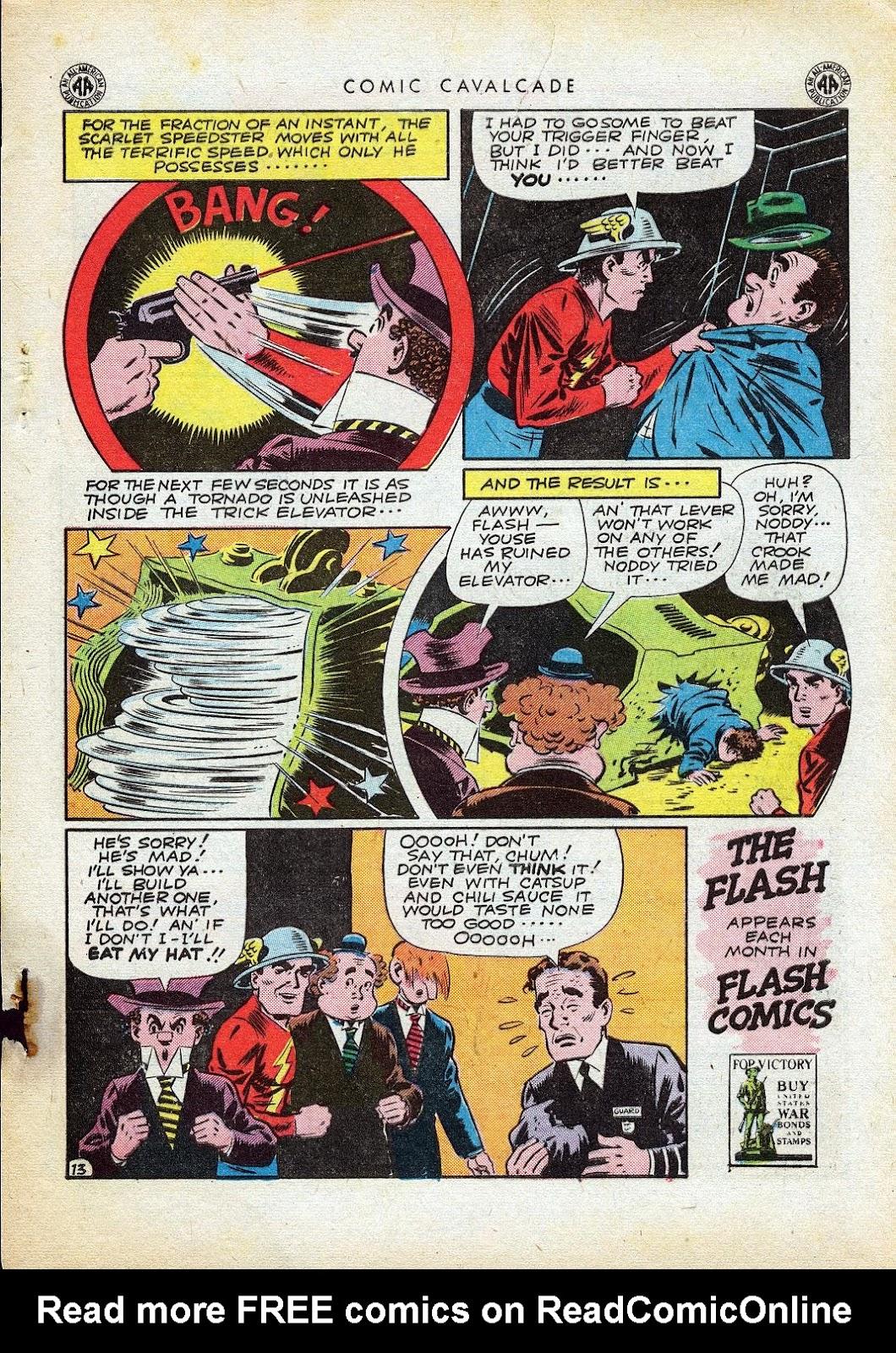 Comic Cavalcade issue 10 - Page 82