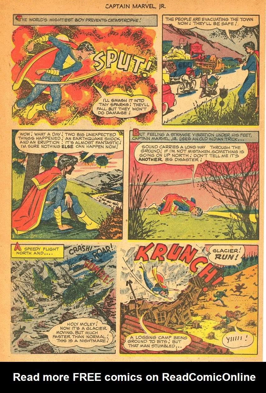 Captain Marvel, Jr. issue 84 - Page 5