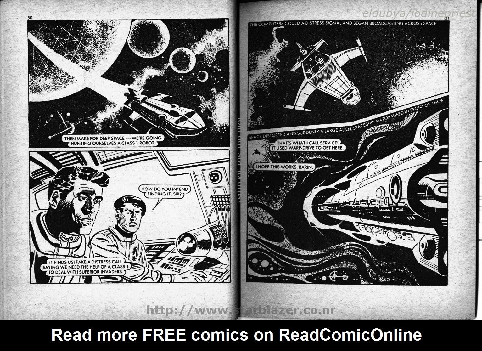 Starblazer issue 60 - Page 27