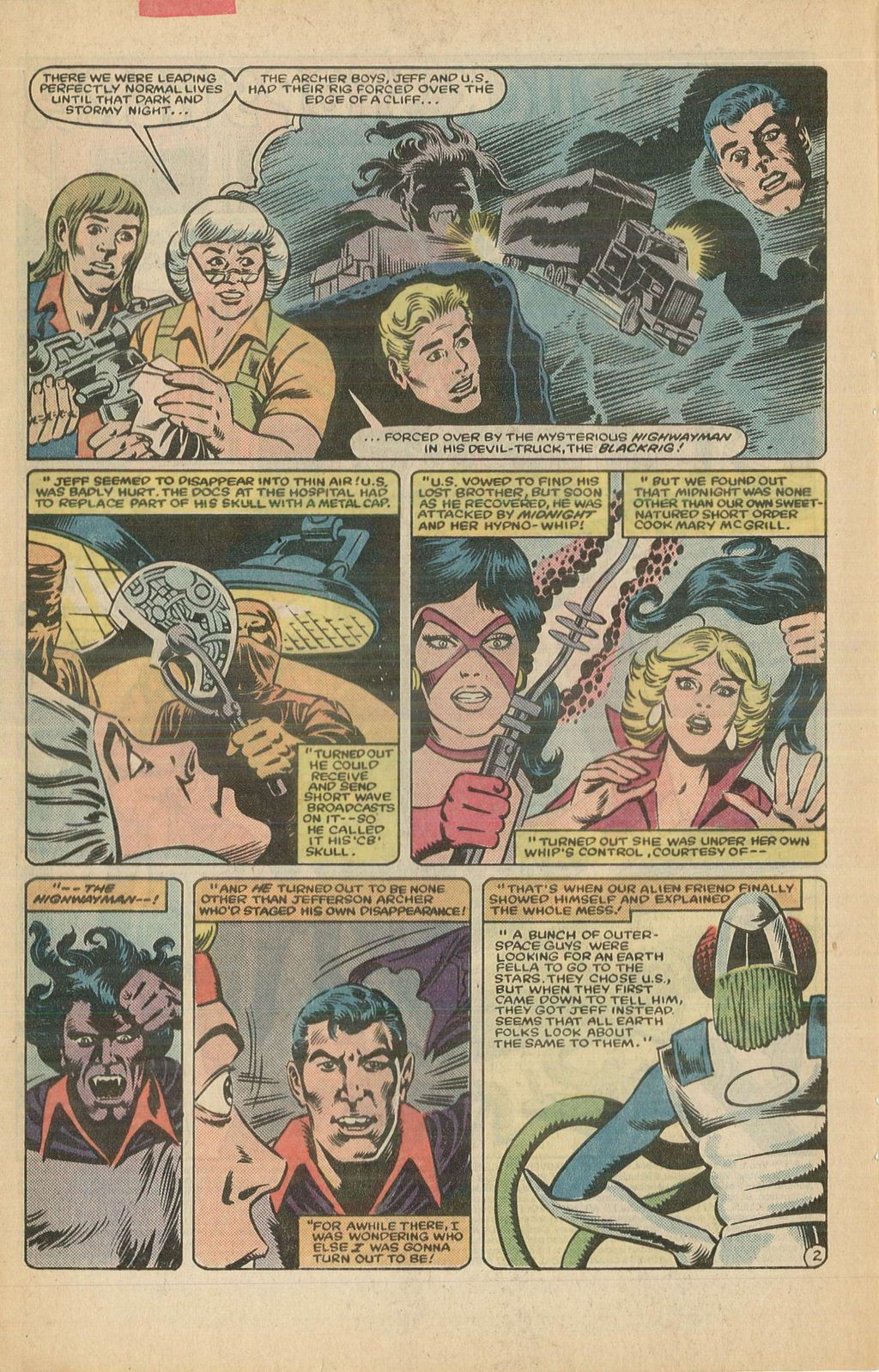 Read online U.S. 1 comic -  Issue #12 - 4