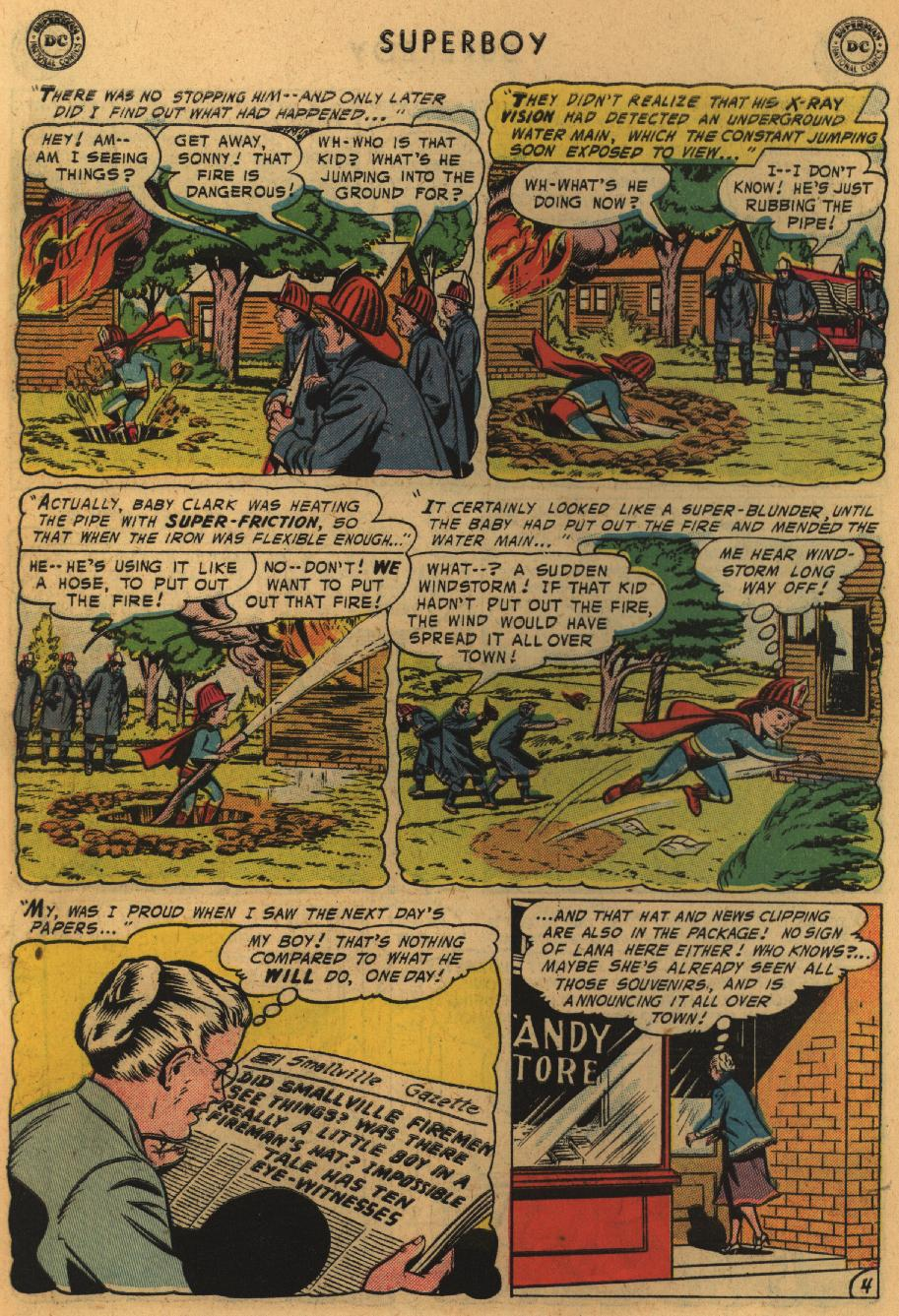 Superboy (1949) issue 51 - Page 5