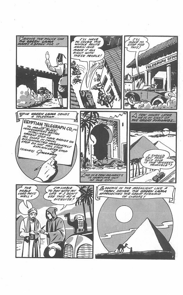 Read online Men of Mystery Comics comic -  Issue #25 - 34
