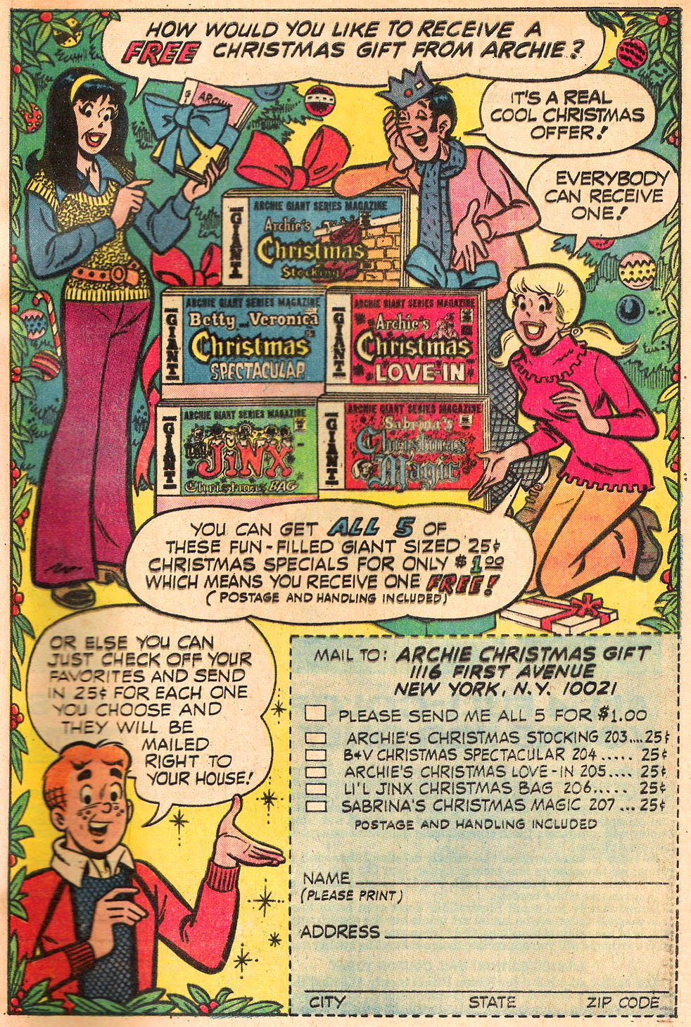 Read online Archie's Girls Betty and Veronica comic -  Issue #205 - 33
