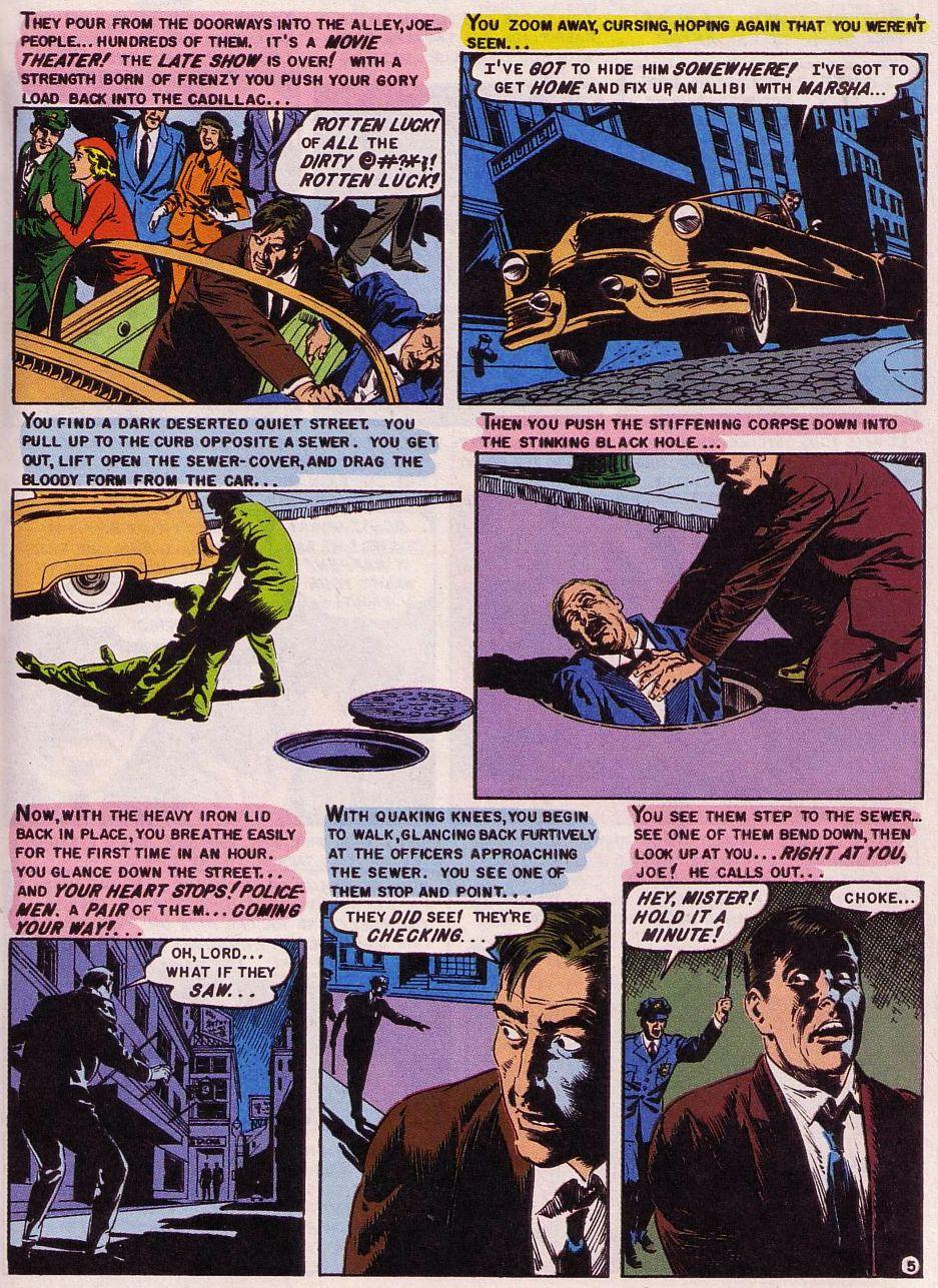 Read online Shock SuspenStories comic -  Issue #18 - 29