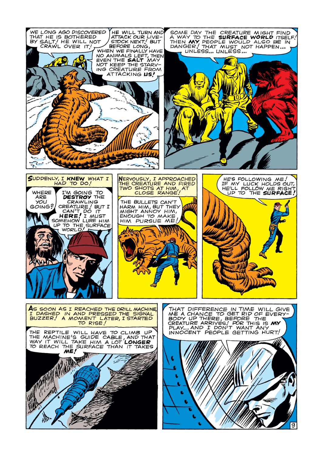 Tales to Astonish (1959) issue 22 - Page 11