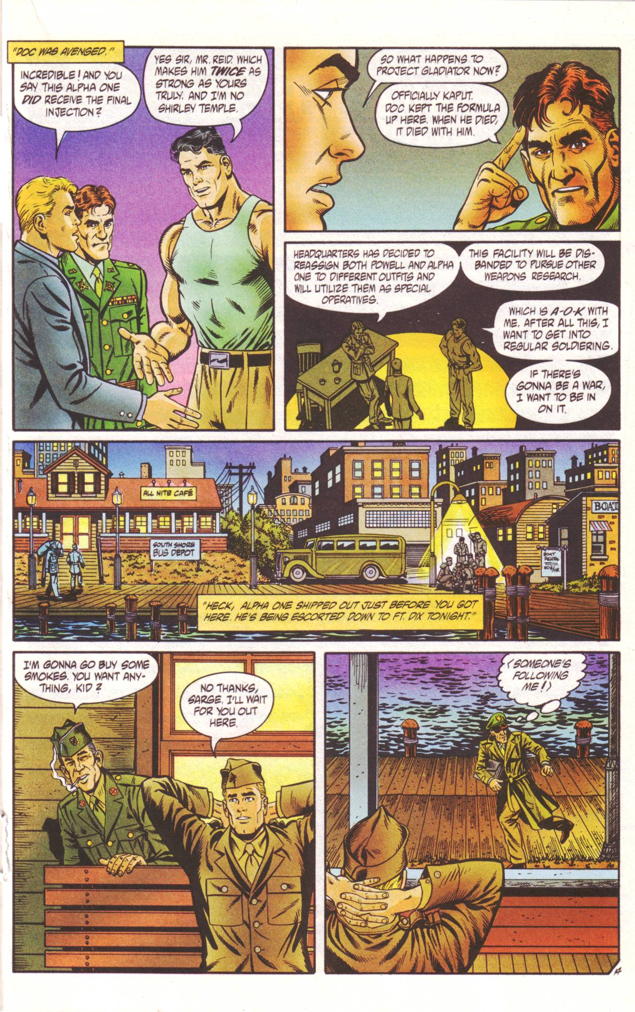 Read online Sting of The Green Hornet comic -  Issue #2 - 15