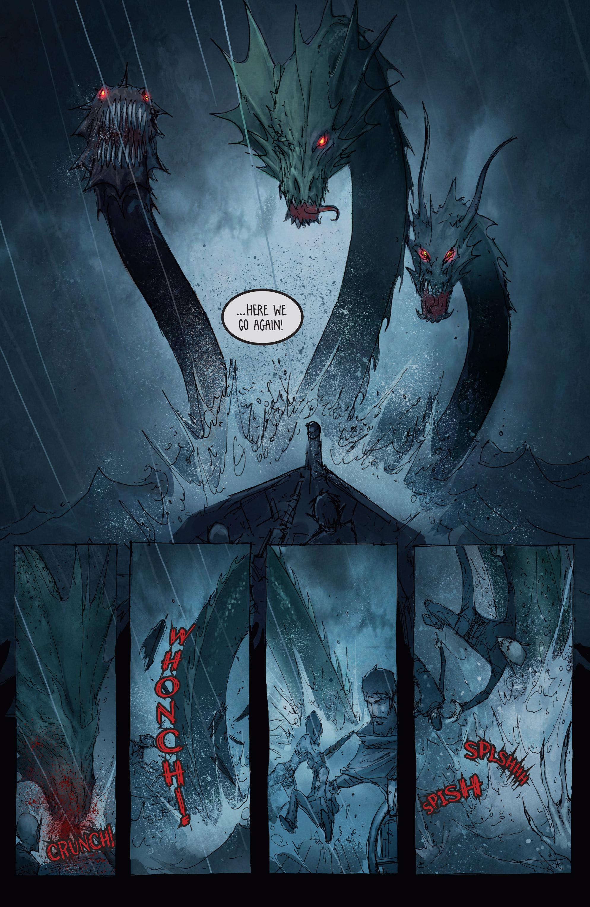 Read online Broken Moon: Legends of the Deep comic -  Issue #5 - 8