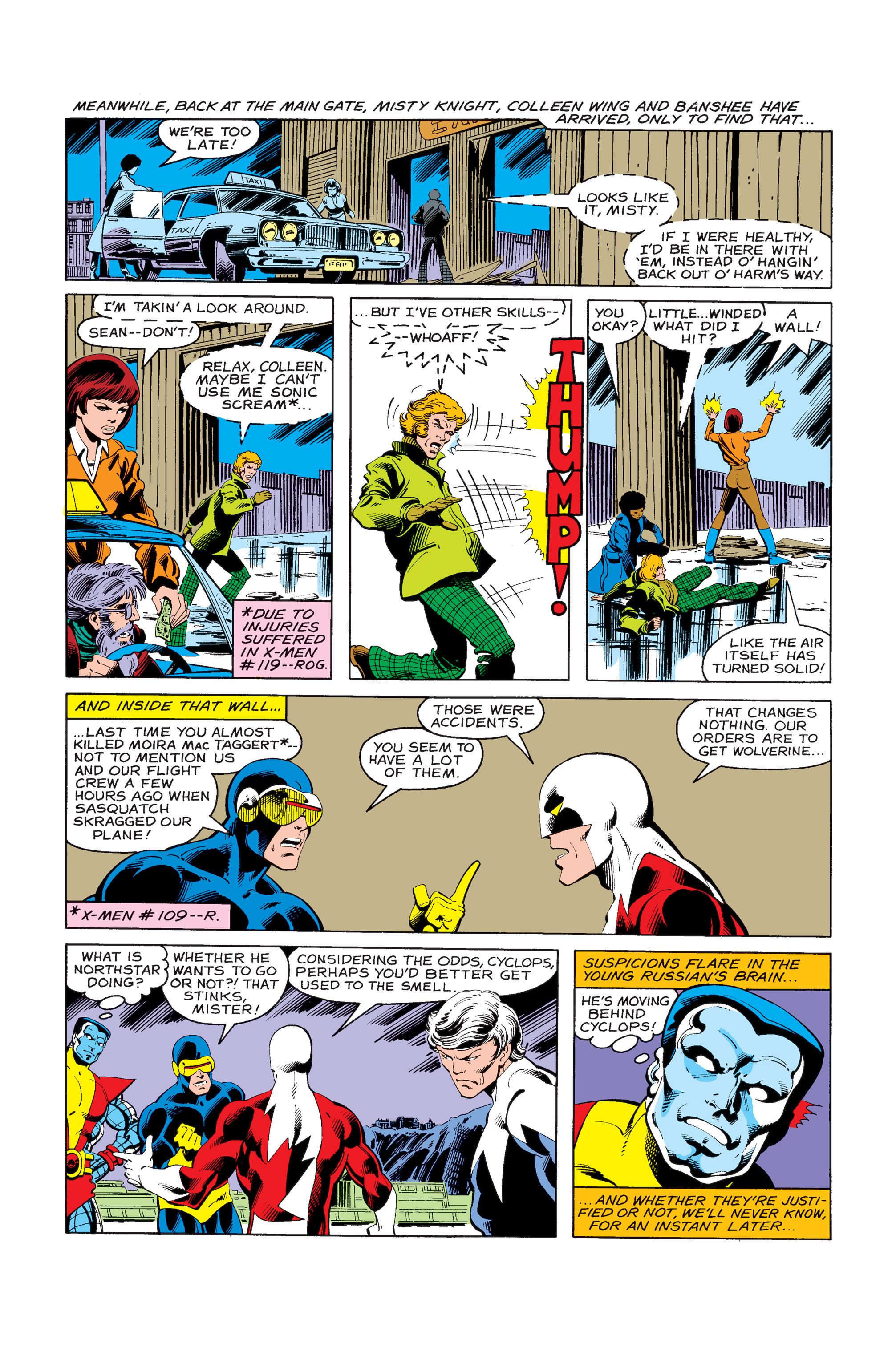 Uncanny X-Men (1963) 121 Page 6